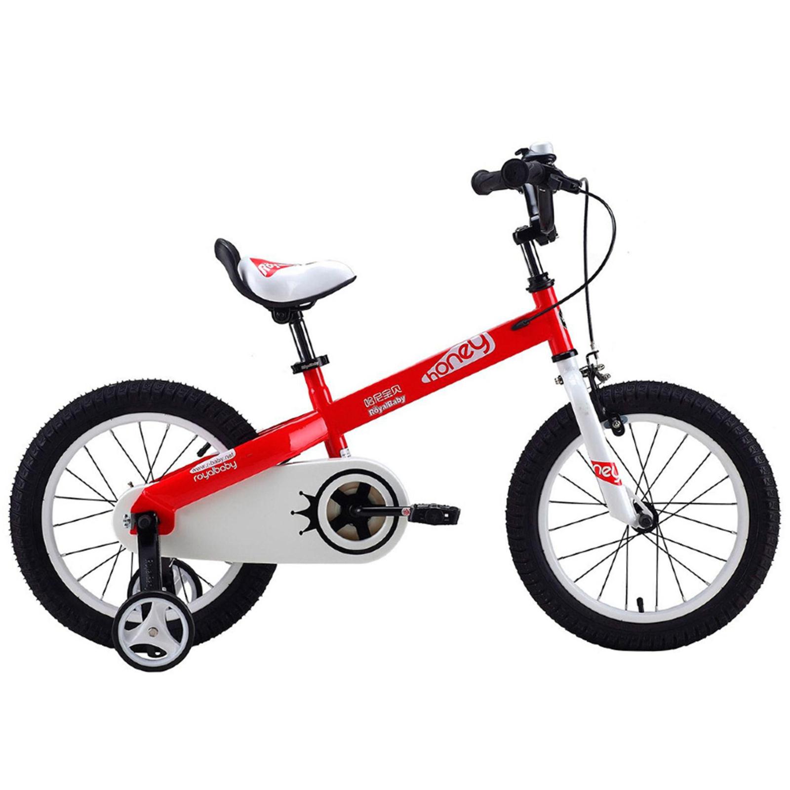 """Детский велосипед Royal Baby HONEY 16"""", красный (RB16-15H-RED)"""