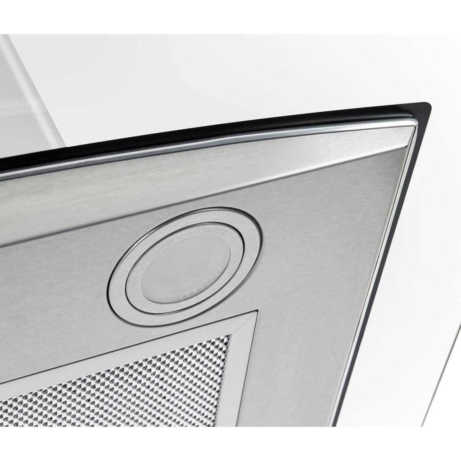 Вытяжка кухонная Ventolux FERRARA 60 INOX (900) PB изображение 4
