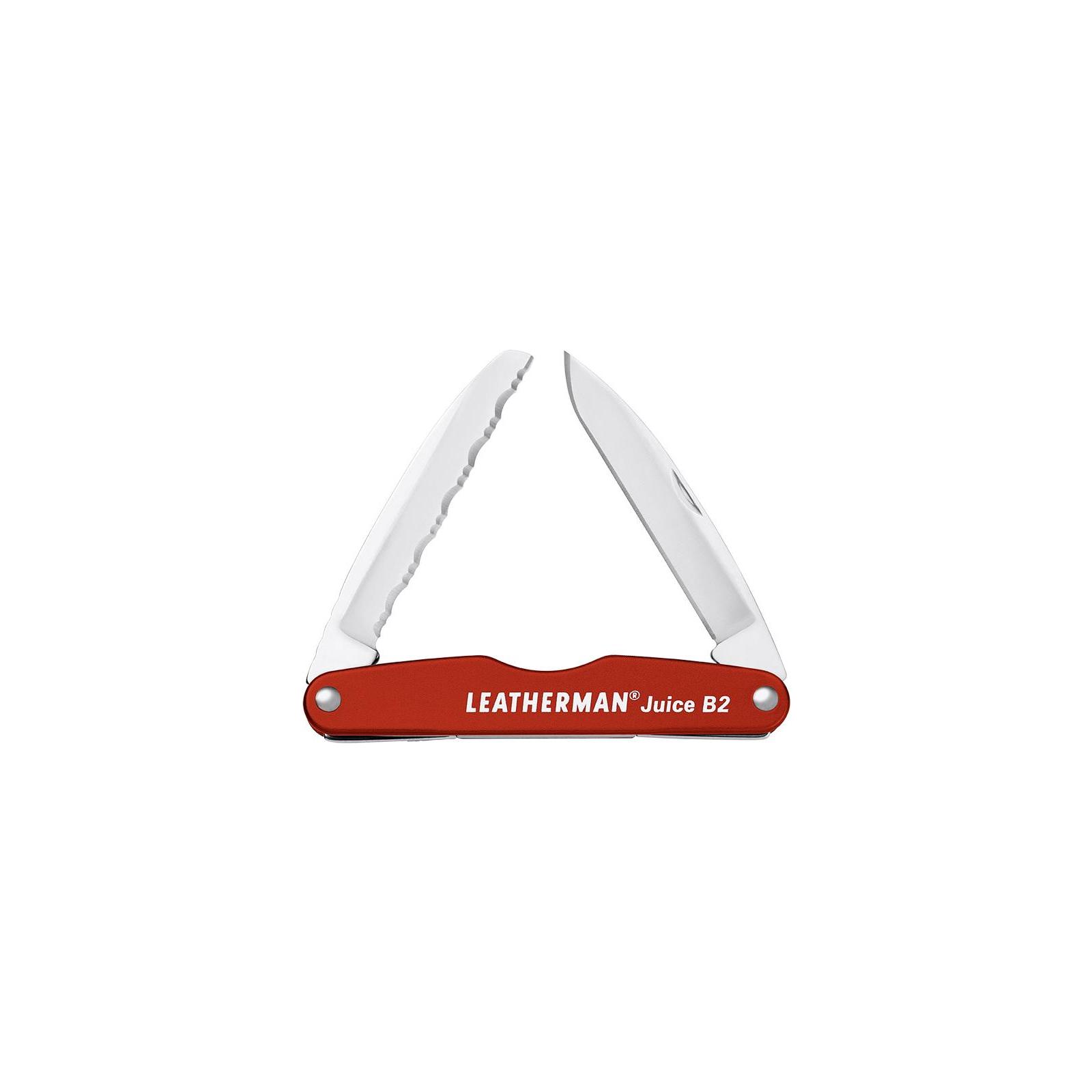 Мультитул Leatherman Juice B2- Cinnabar (832362)