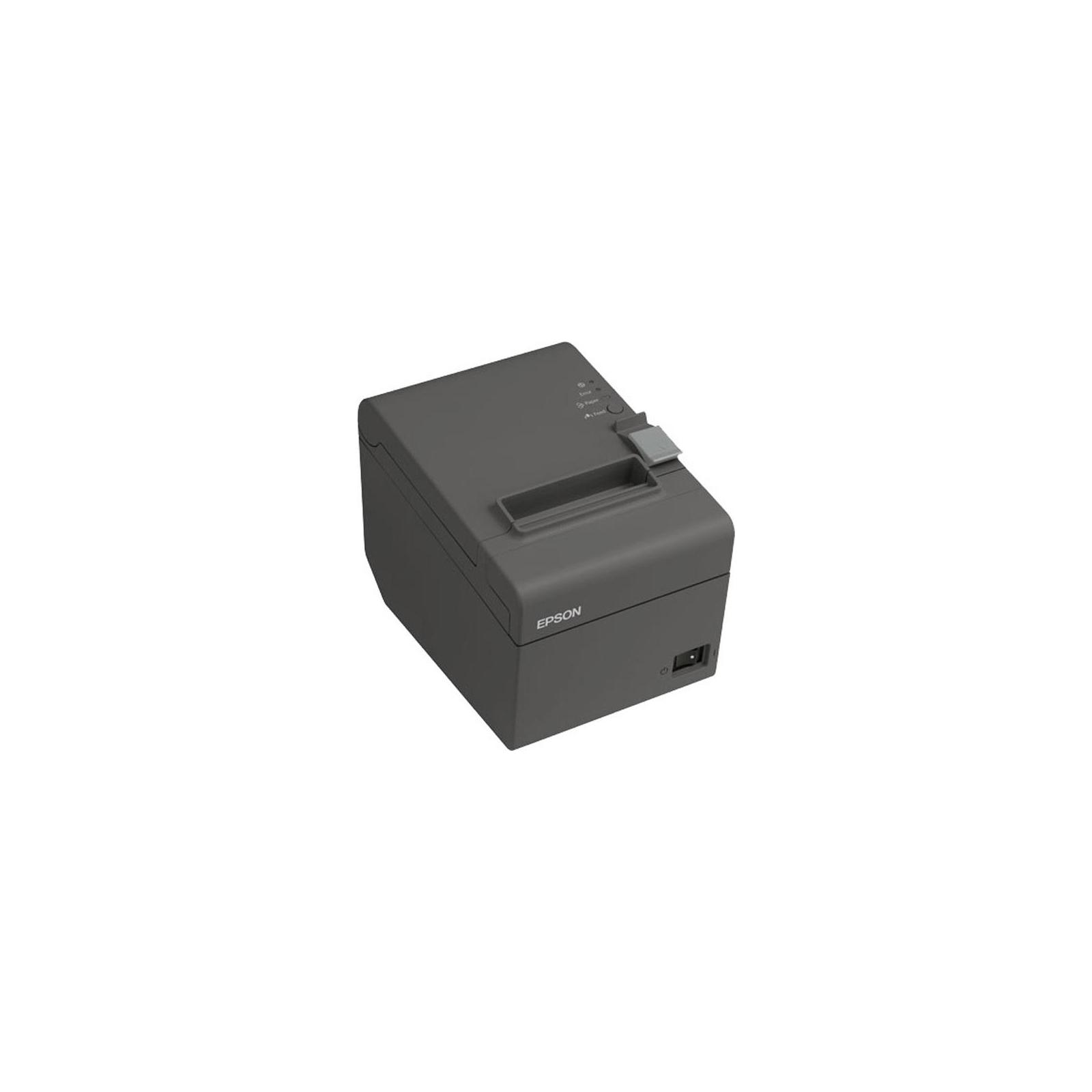Принтер чеков Epson TM-T20II Ethernet (C31CD52007) изображение 3