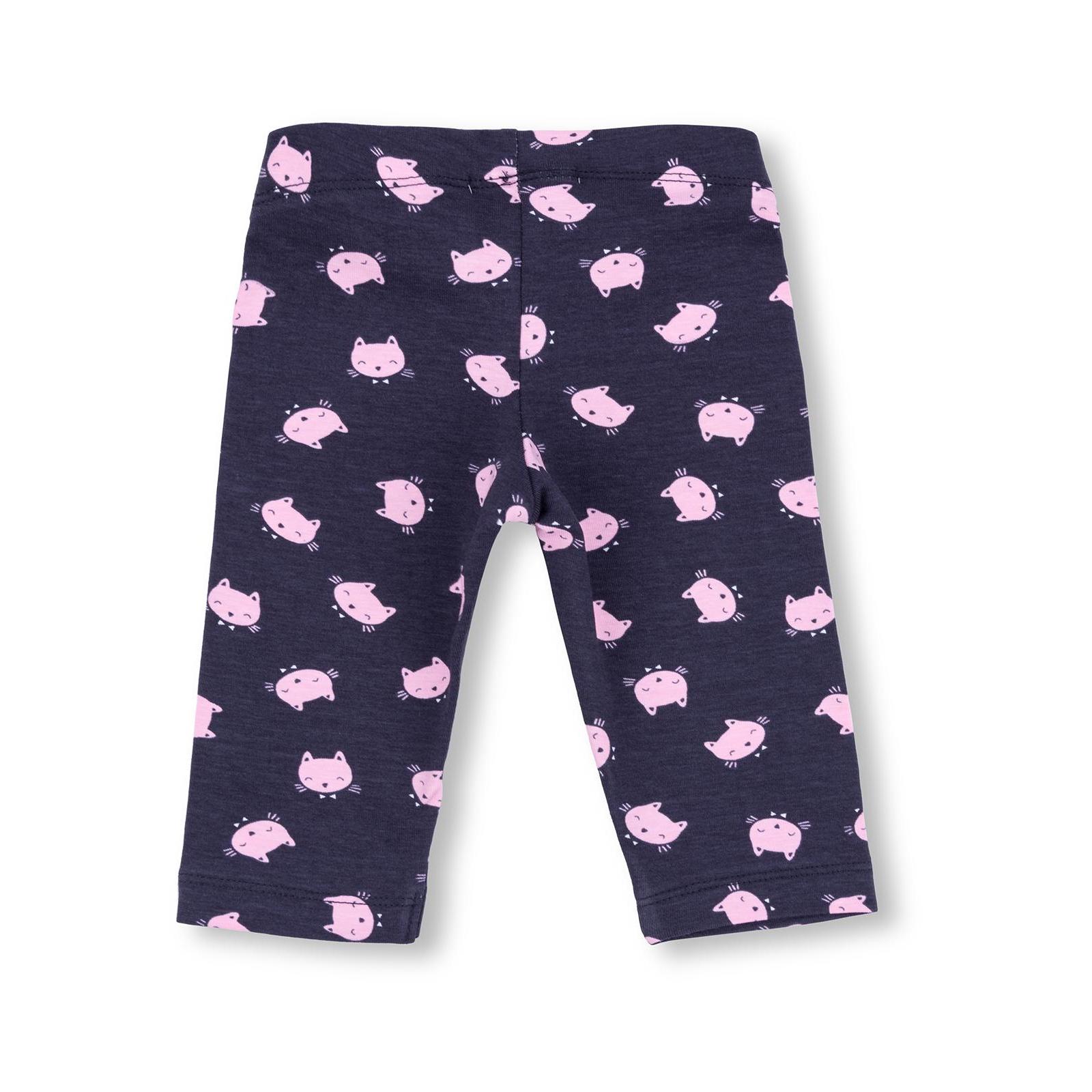 Набор детской одежды Breeze с котиками (7493-86G-pink) изображение 6