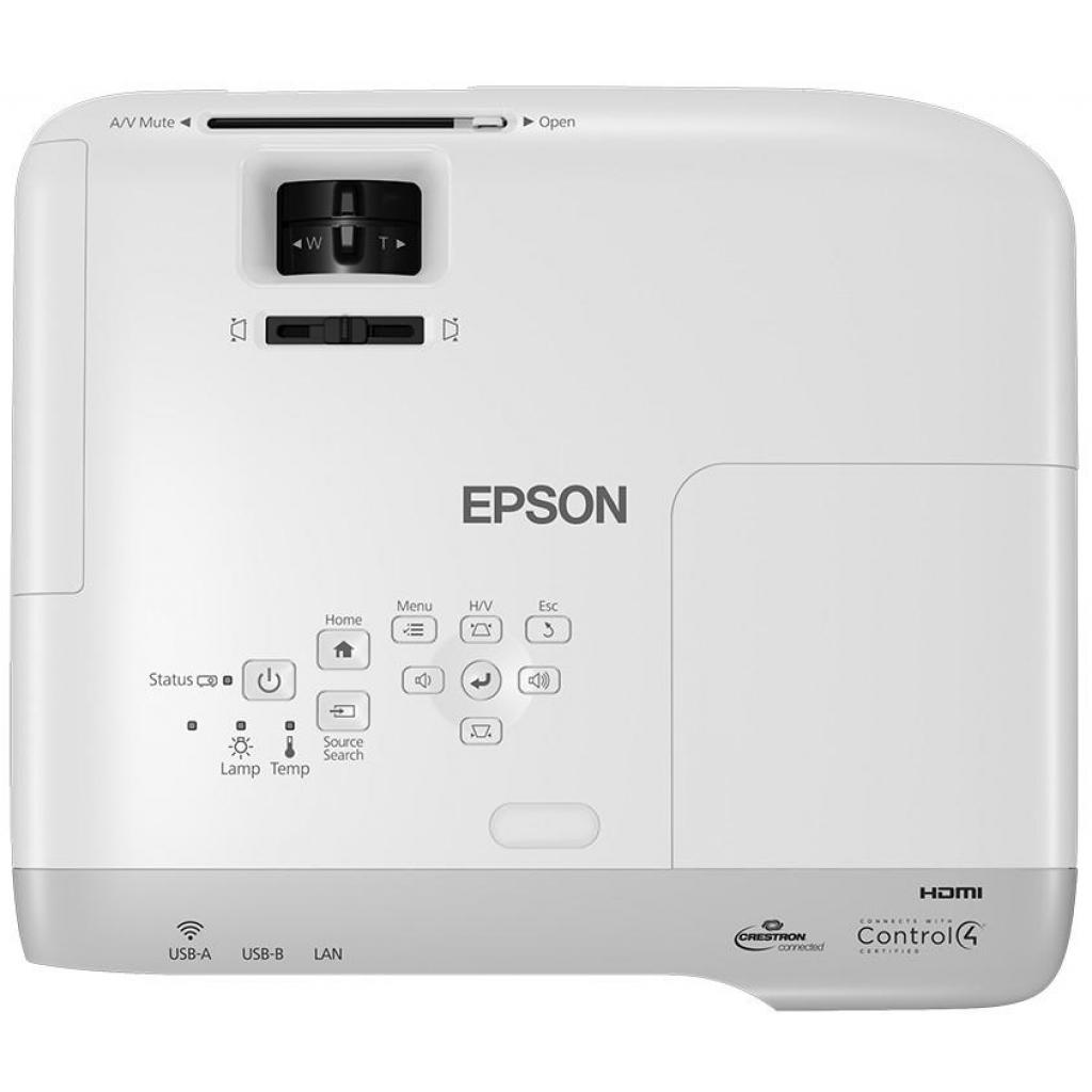 Проектор Epson EB-108 (V11H860040) изображение 5