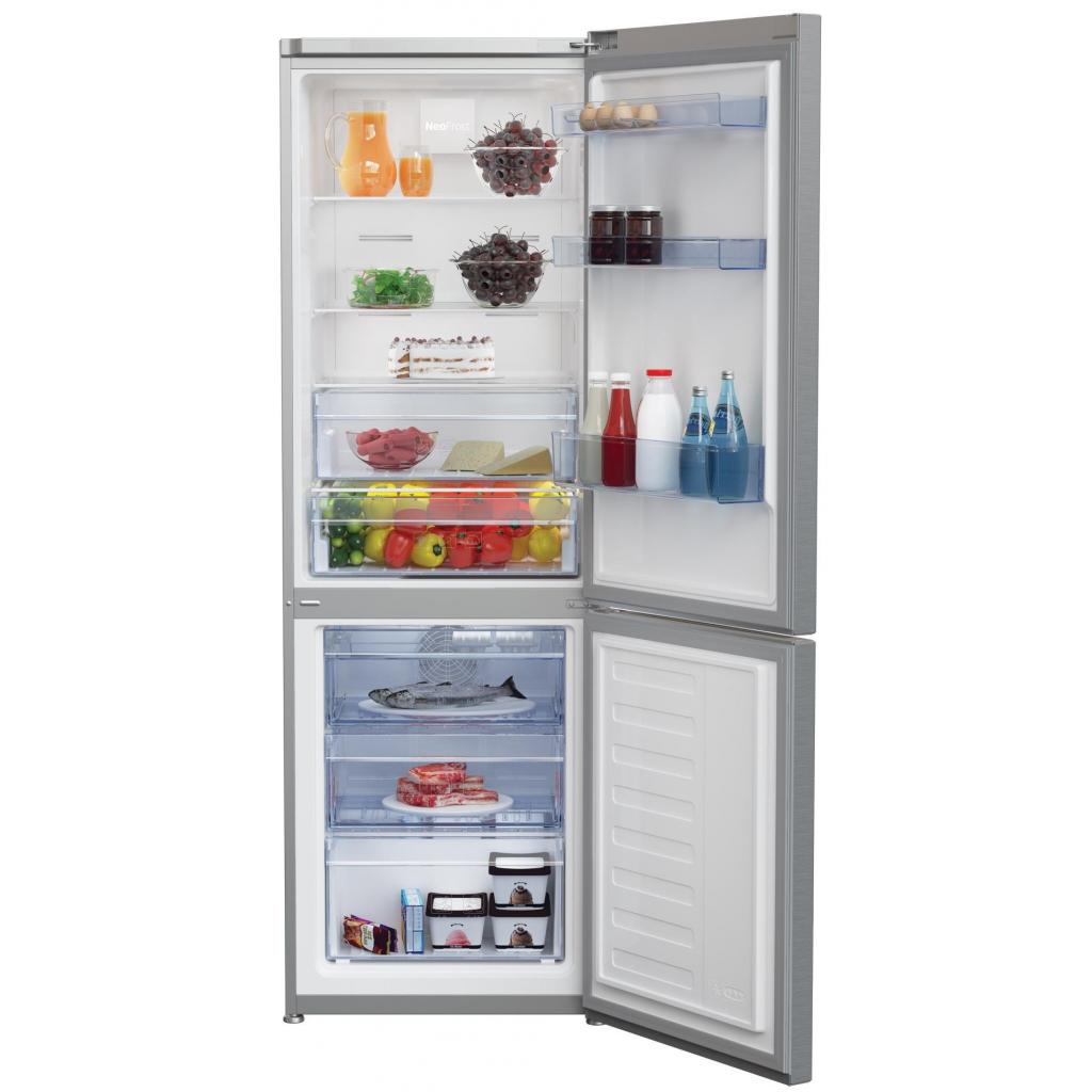 Холодильник BEKO RCNA365K20ZXP изображение 3