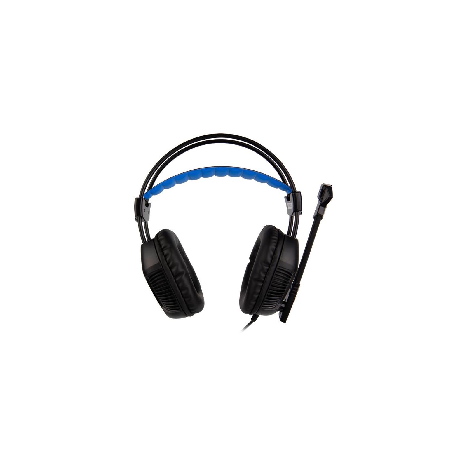 Наушники SADES Xpower Black/Blue (SA706-B-BL) изображение 2
