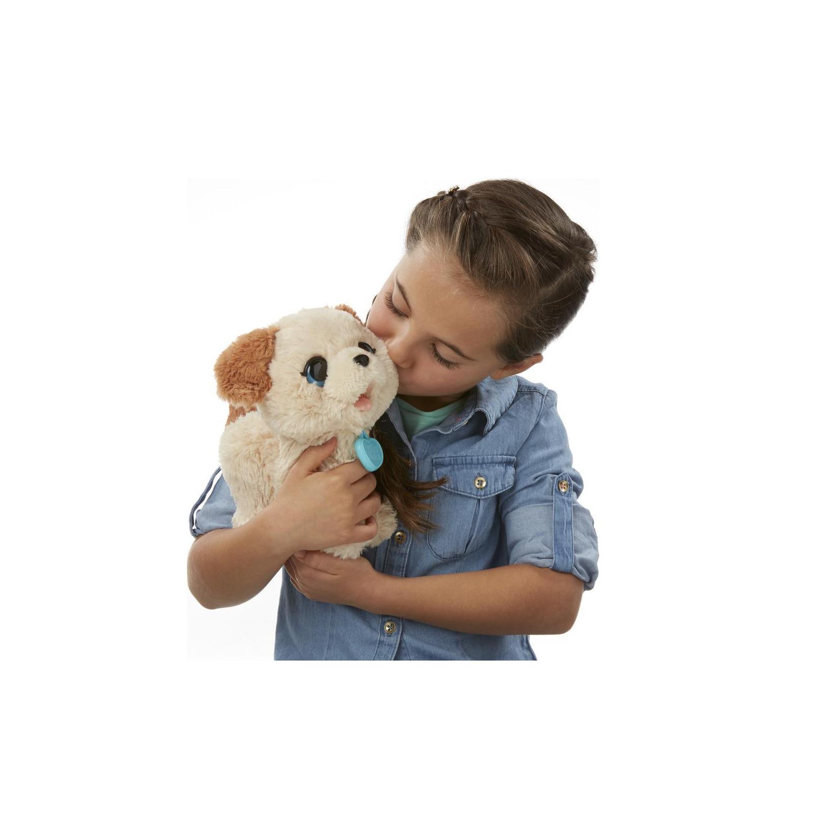 Интерактивная игрушка Hasbro Furreal Friends Весёлый щенок Пакс (обновленный) (C2178) изображение 4