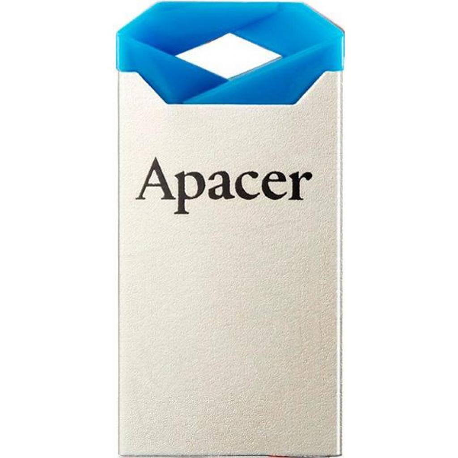 USB флеш накопитель Apacer 64GB AH111 Blue USB 2.0 (AP64GAH111U-1) изображение 2