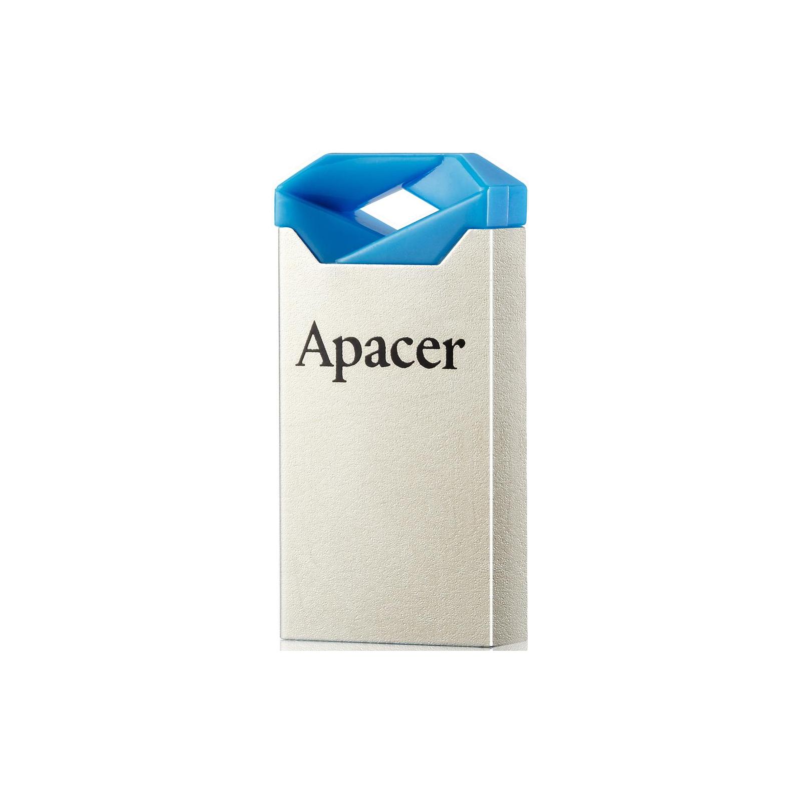 USB флеш накопитель Apacer 64GB AH111 Blue USB 2.0 (AP64GAH111U-1)
