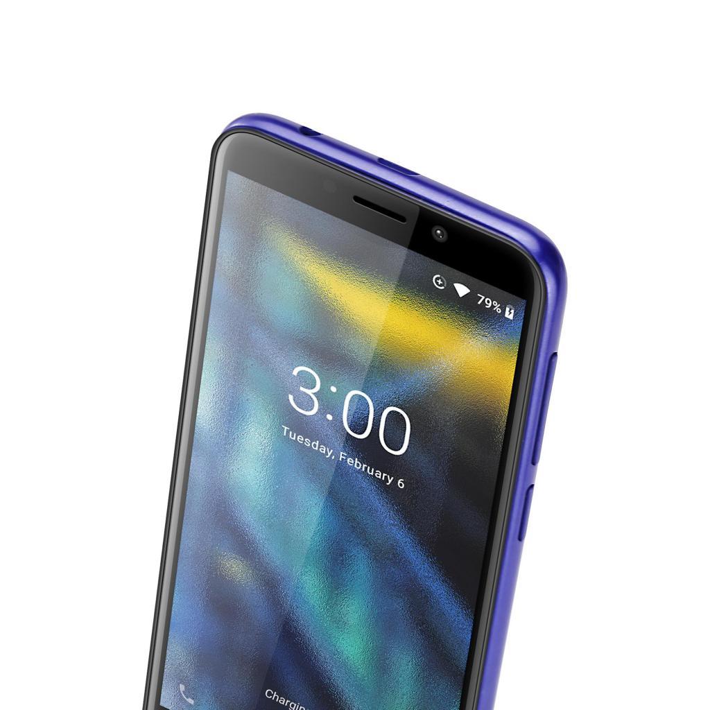 Мобильный телефон Doogee X50L Blue (6924351655037) изображение 12