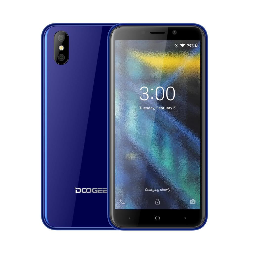 Мобильный телефон Doogee X50L Blue (6924351655037)