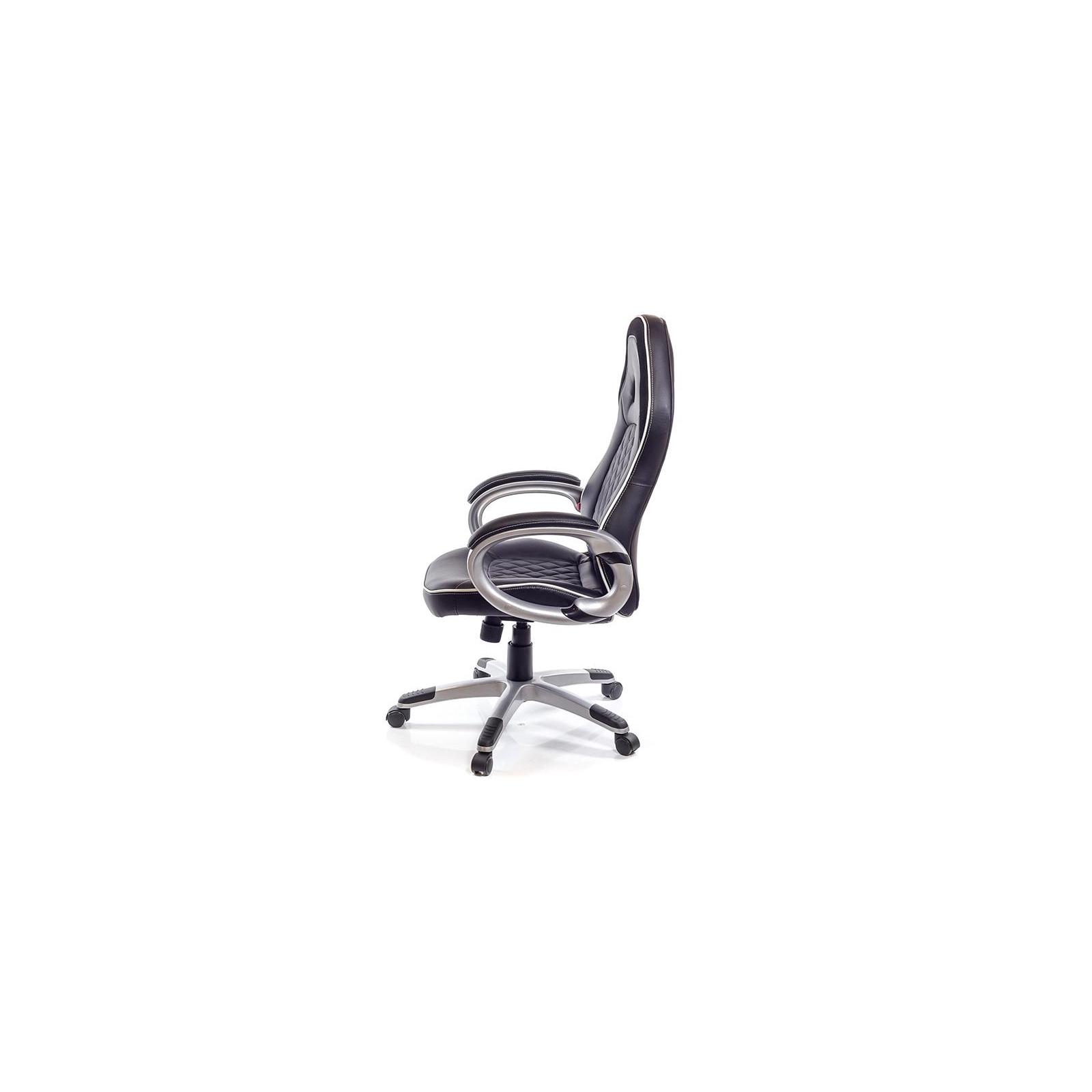 Кресло игровое АКЛАС Блиц PL TILT Черное (07354) изображение 3