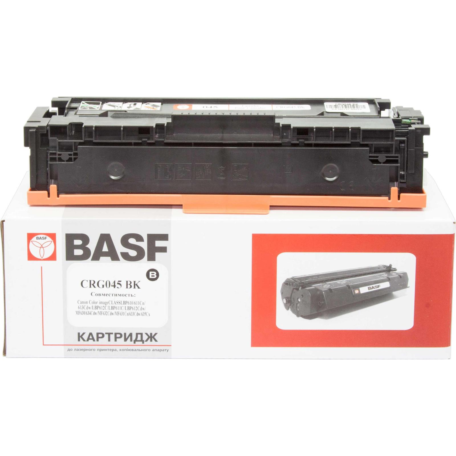 Картридж BASF для Canon 045H Black (KT-1246C002)
