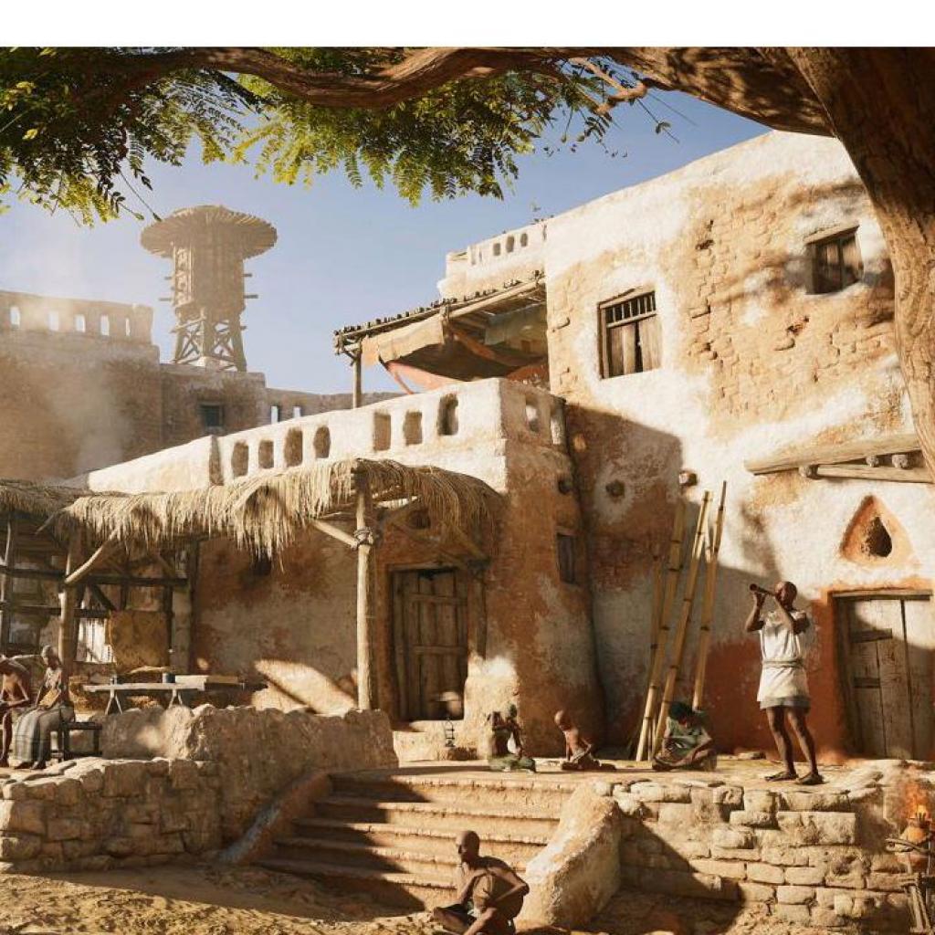 Игра SONY AAssassin's Creed:Истоки[Blu-Rayдиск] PS4 (8112356) изображение 2