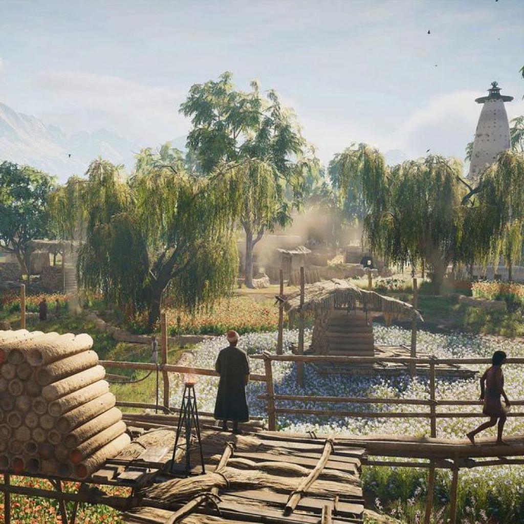 Игра SONY AAssassin's Creed:Истоки[Blu-Rayдиск] PS4 (8112356) изображение 3