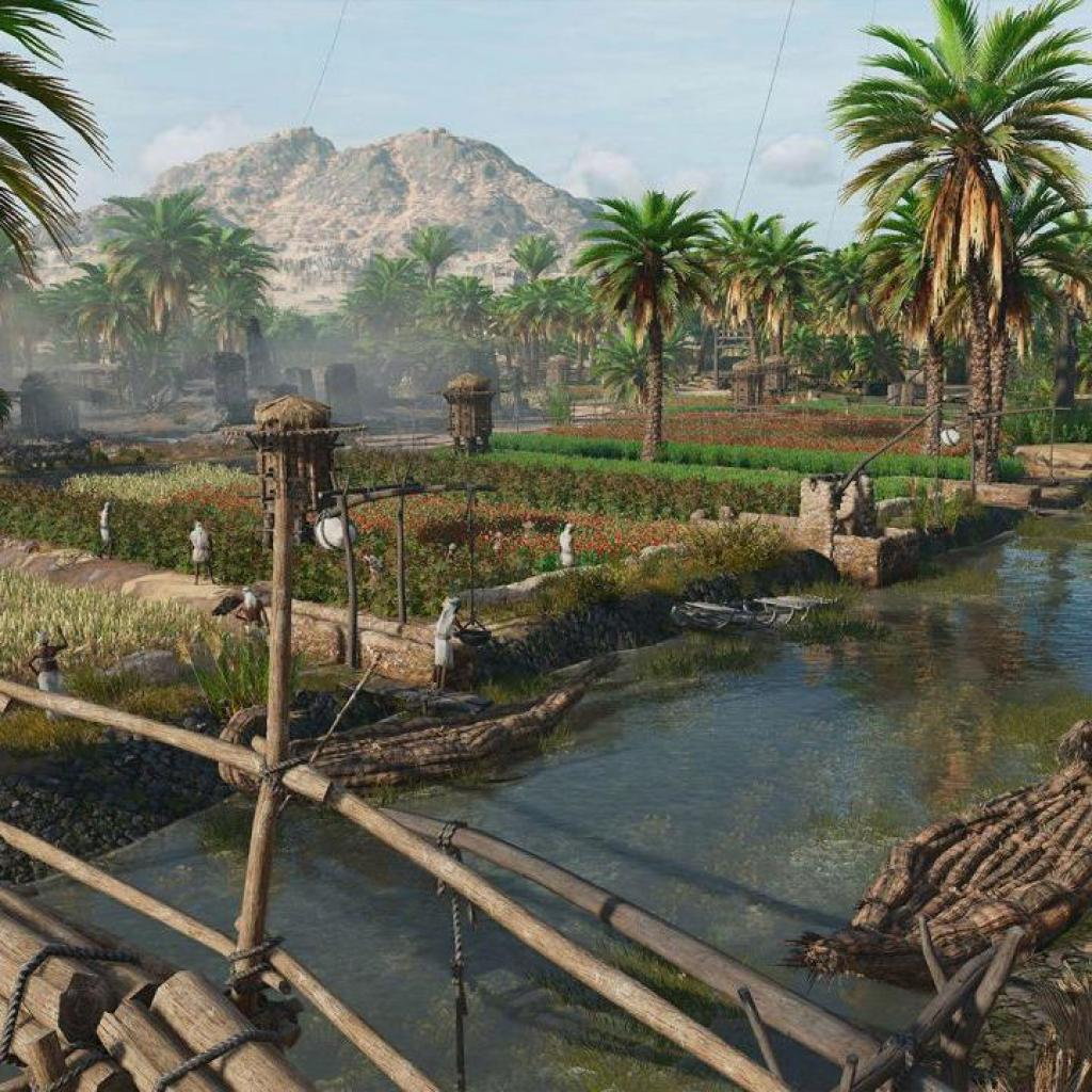 Игра SONY AAssassin's Creed:Истоки[Blu-Rayдиск] PS4 (8112356) изображение 4