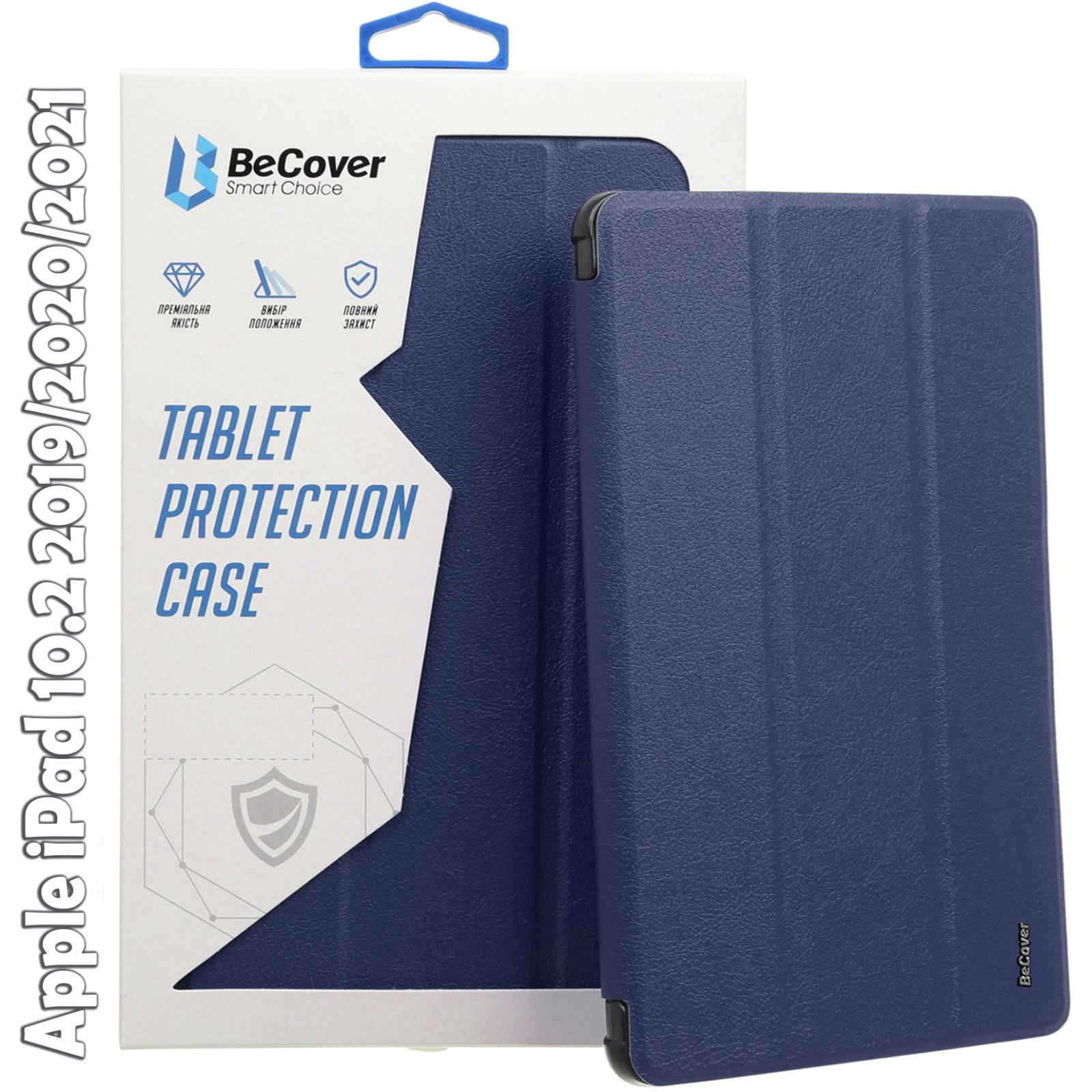 Чехол для планшета BeCover Smart Case для Apple iPad 10.2 2019/2020 Deep Blue (704133)