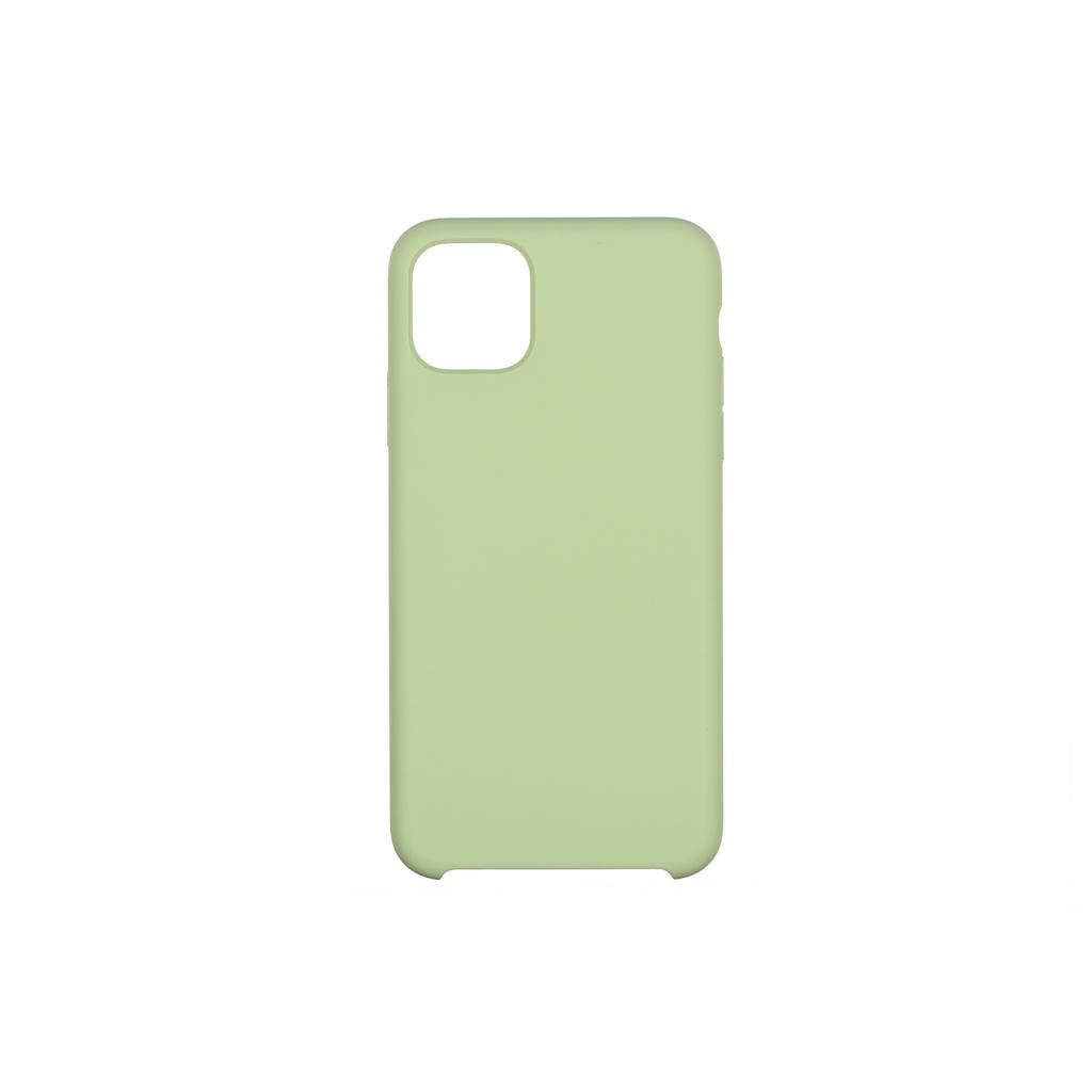 "Чехол для моб. телефона 2E Apple iPhone 11 (6.1""), Liquid Silicone, Light Green (2E-IPH-11-OCLS-LG)"