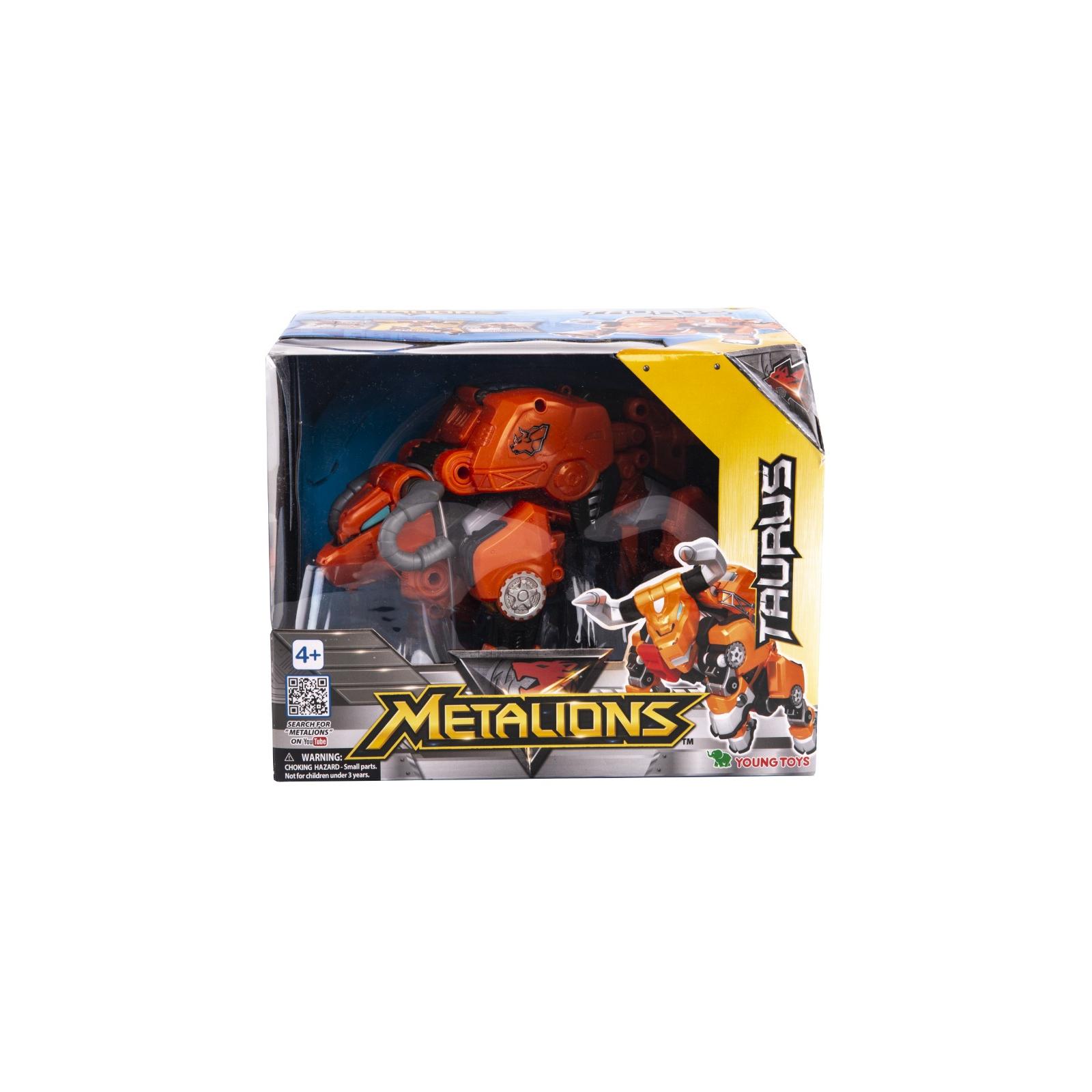 Трансформер Metalions Таурус (314025) изображение 8