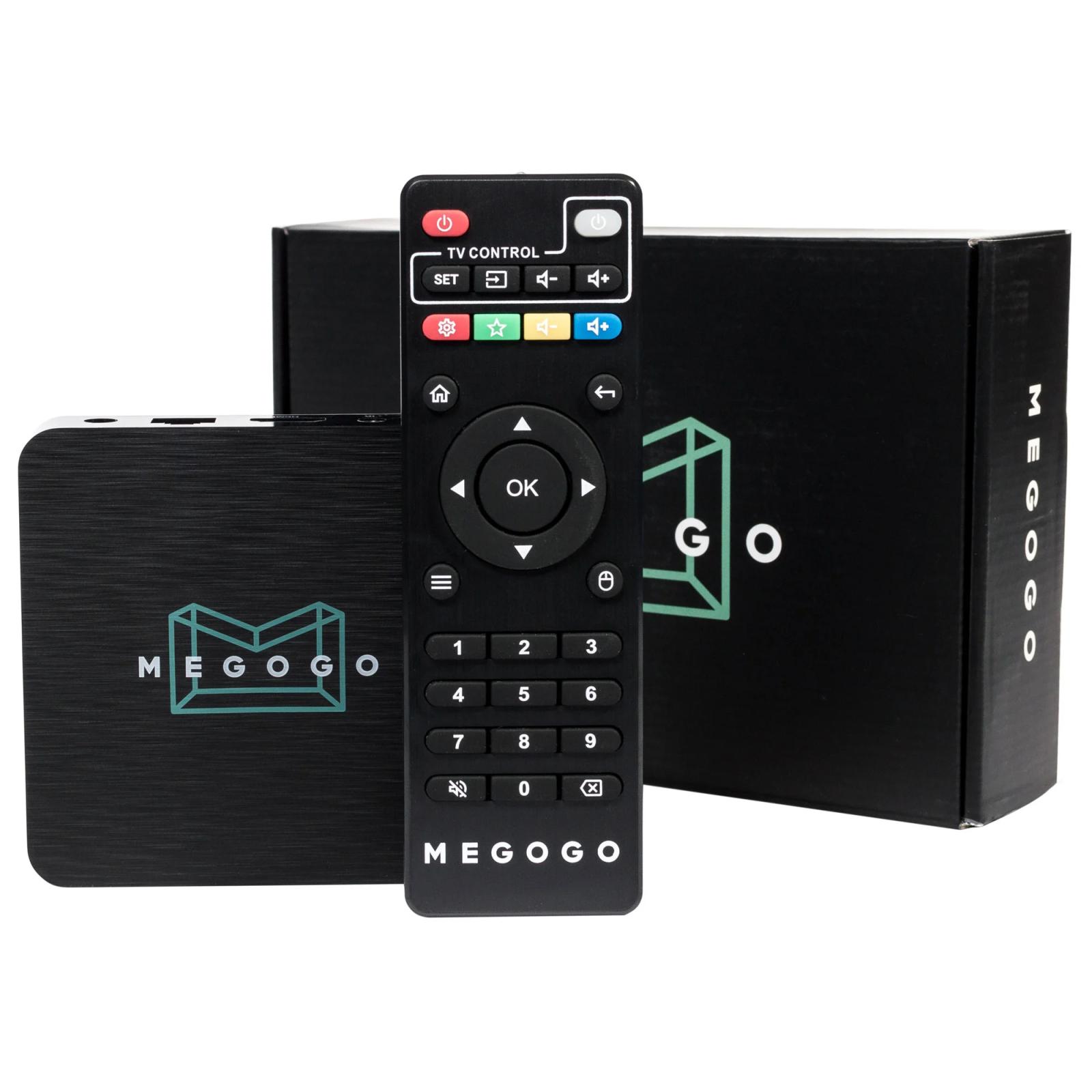 Медиаплеер iNeXT TV4 MEGOGO