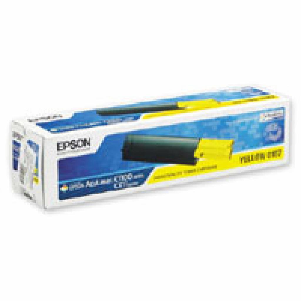 Картридж EPSON AcuLaser C1100 Yellow (C13S050187)