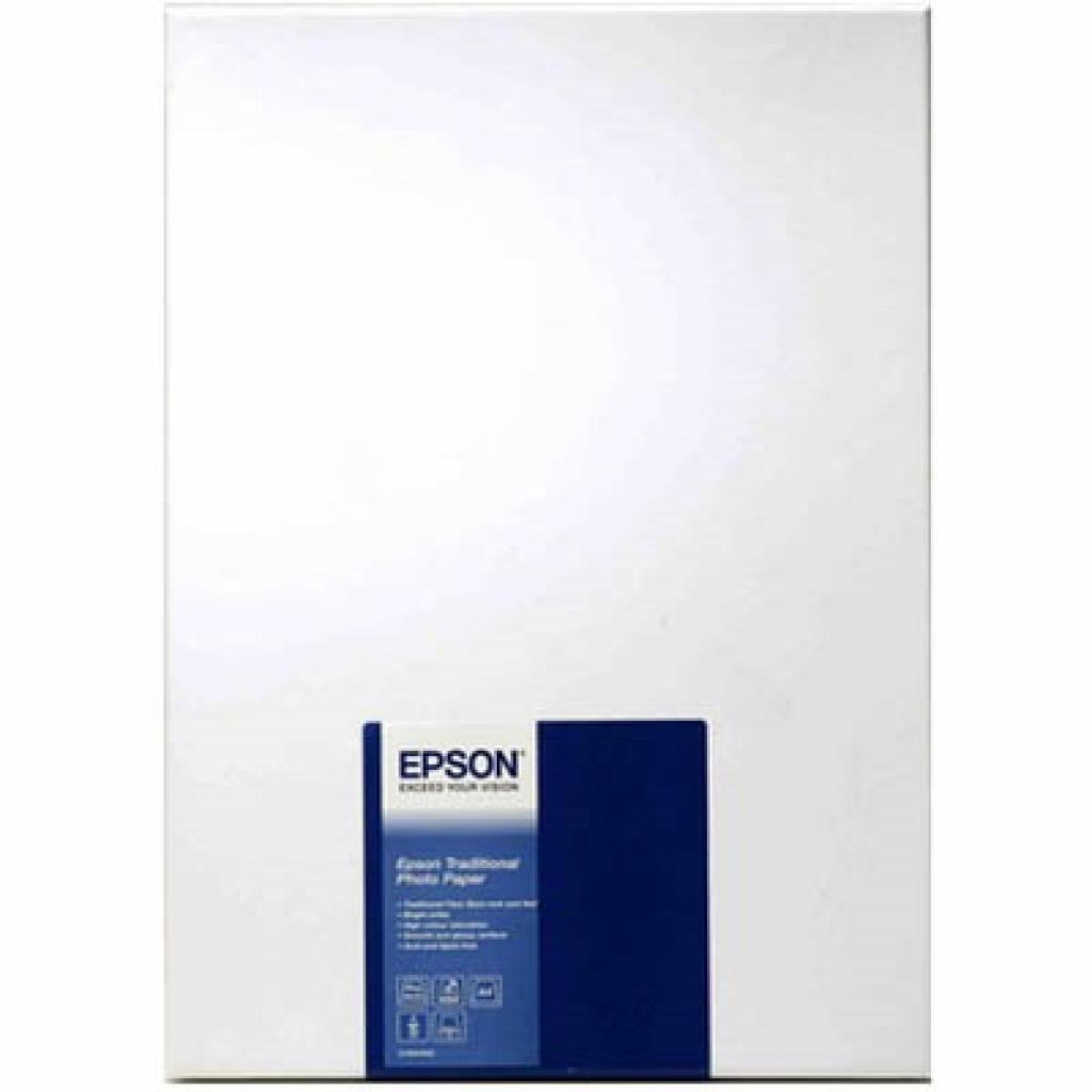 Бумага EPSON A4 Traditional Photo Paper (C13S045050)