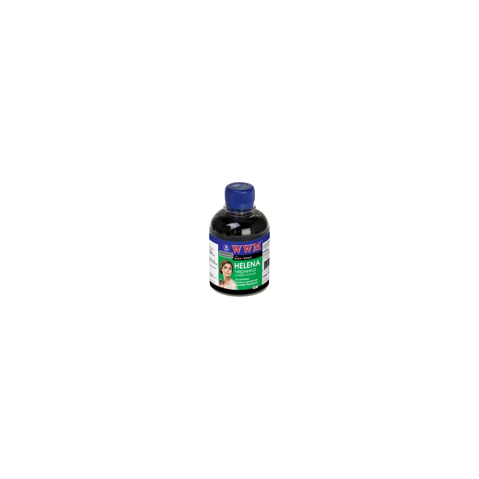 Чернила WWM HP UNIVERSAL HELENA Black (HU/B)
