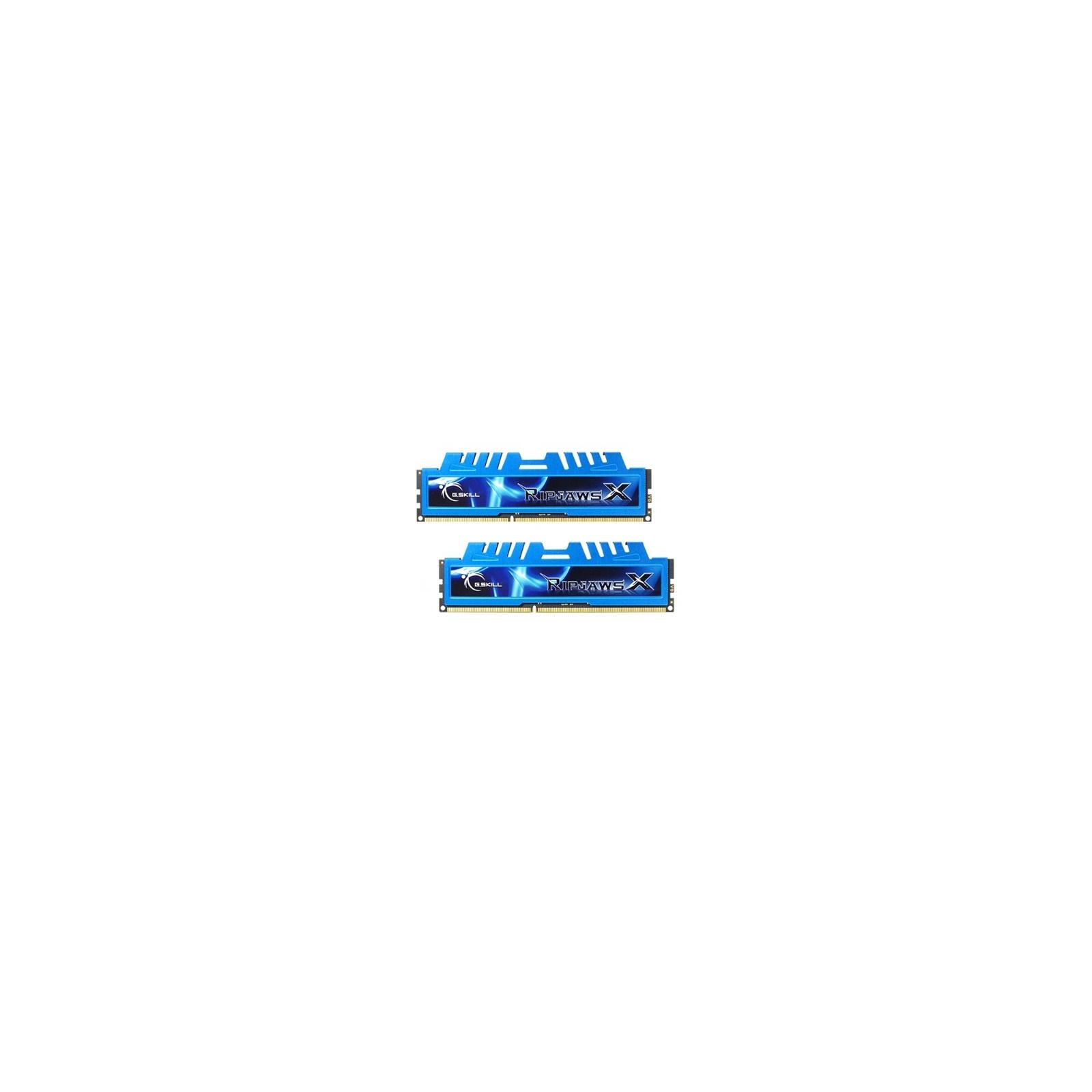 Модуль памяти для компьютера DDR3 8GB (2x4GB) 1600 MHz G.Skill (F3-12800CL8D-8GBXM)