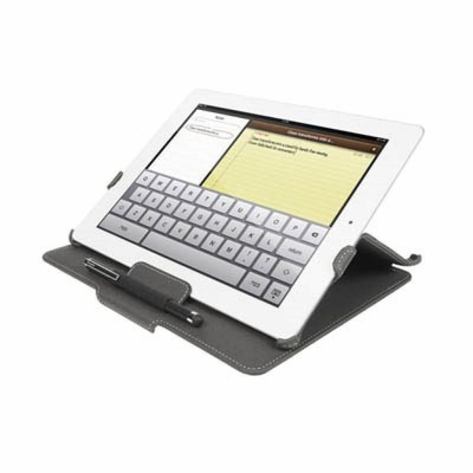 Чехол для планшета Targus iPad3 Vuscape Protective Cover with Stand (THZ15702EU-50) изображение 2
