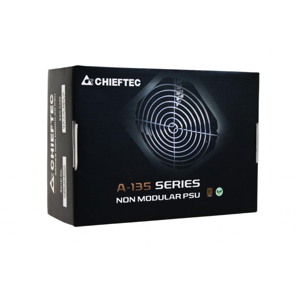 Блок питания CHIEFTEC 650W (APS-650SB) изображение 6