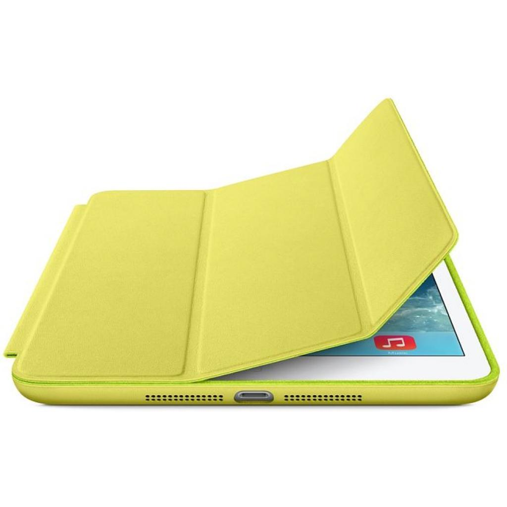 Чехол для планшета Apple Smart Case для iPad mini /yellow (ME708ZM/A) изображение 3