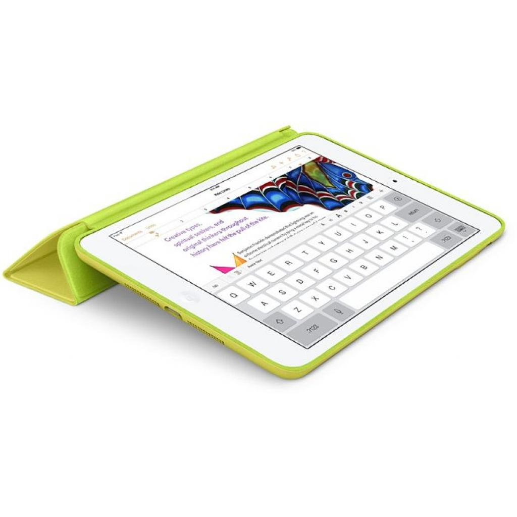 Чехол для планшета Apple Smart Case для iPad mini /yellow (ME708ZM/A) изображение 4