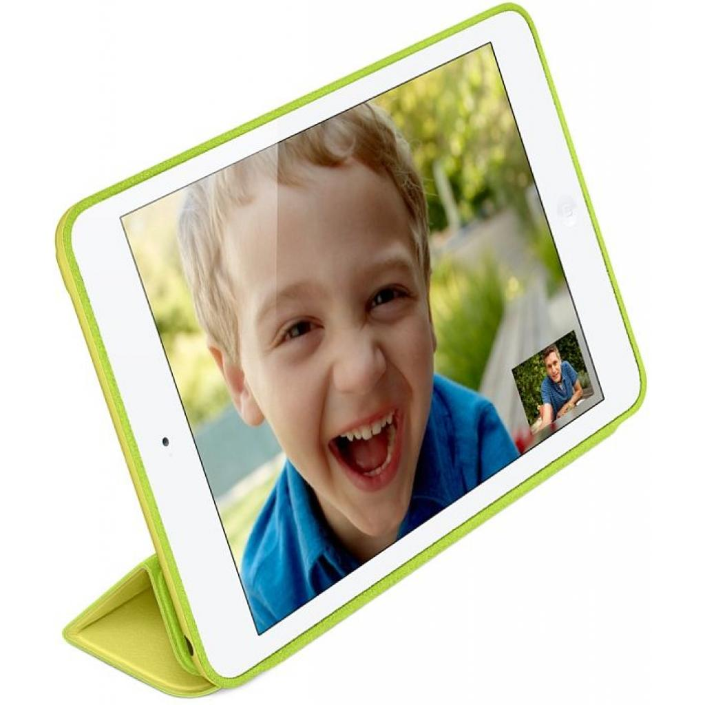 Чехол для планшета Apple Smart Case для iPad mini /yellow (ME708ZM/A) изображение 5