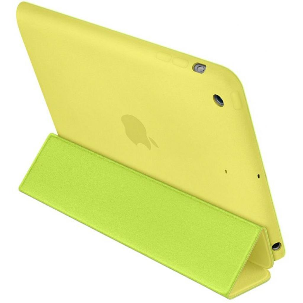 Чехол для планшета Apple Smart Case для iPad mini /yellow (ME708ZM/A) изображение 6