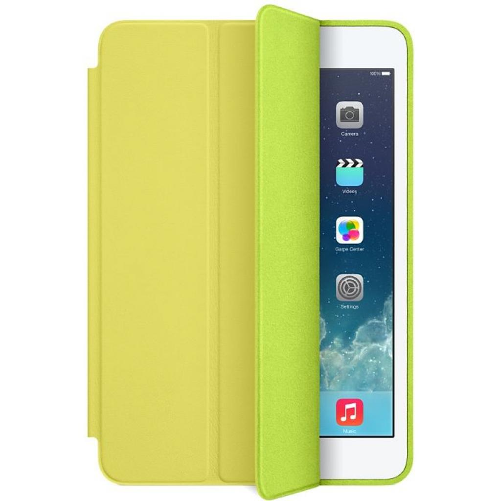 Чехол для планшета Apple Smart Case для iPad mini /yellow (ME708ZM/A)