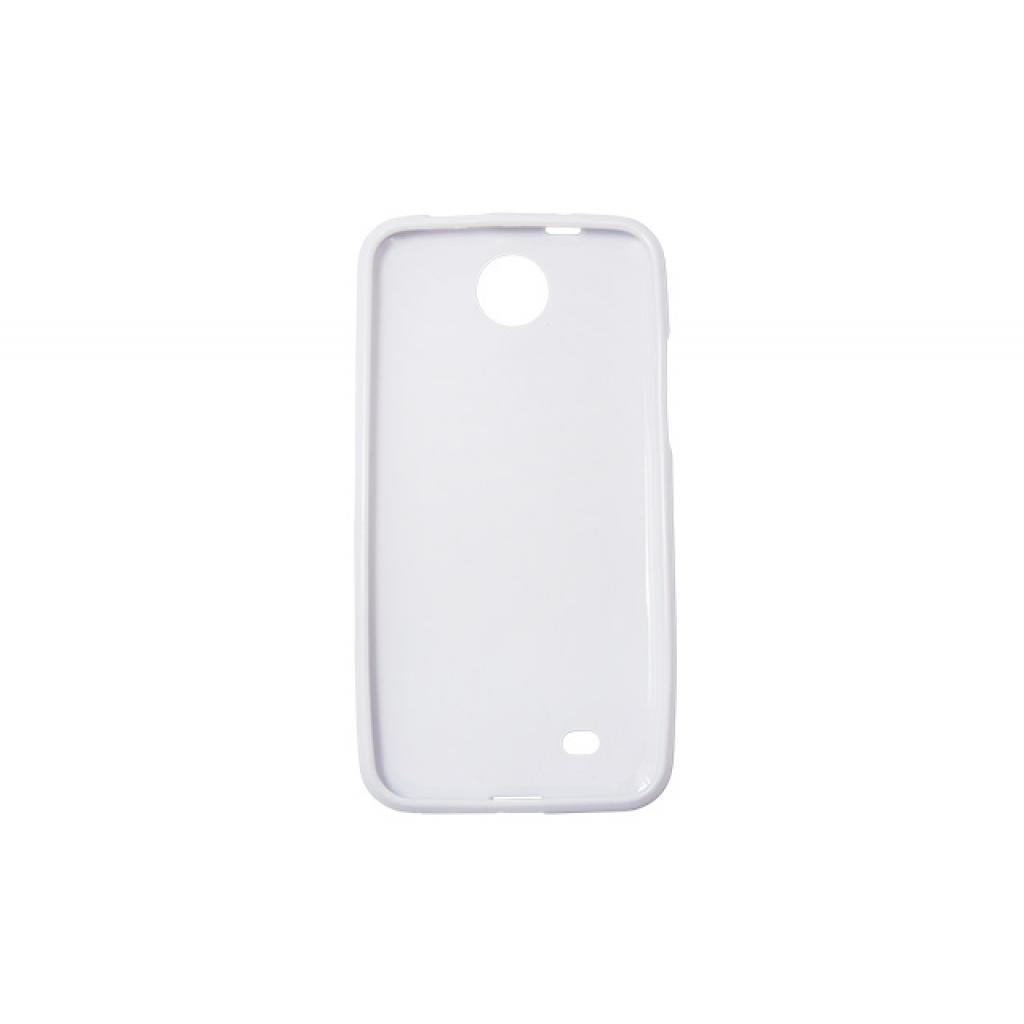Чехол для моб. телефона Drobak для HTC Desire 300 /ElasticPU/White (218874) изображение 2