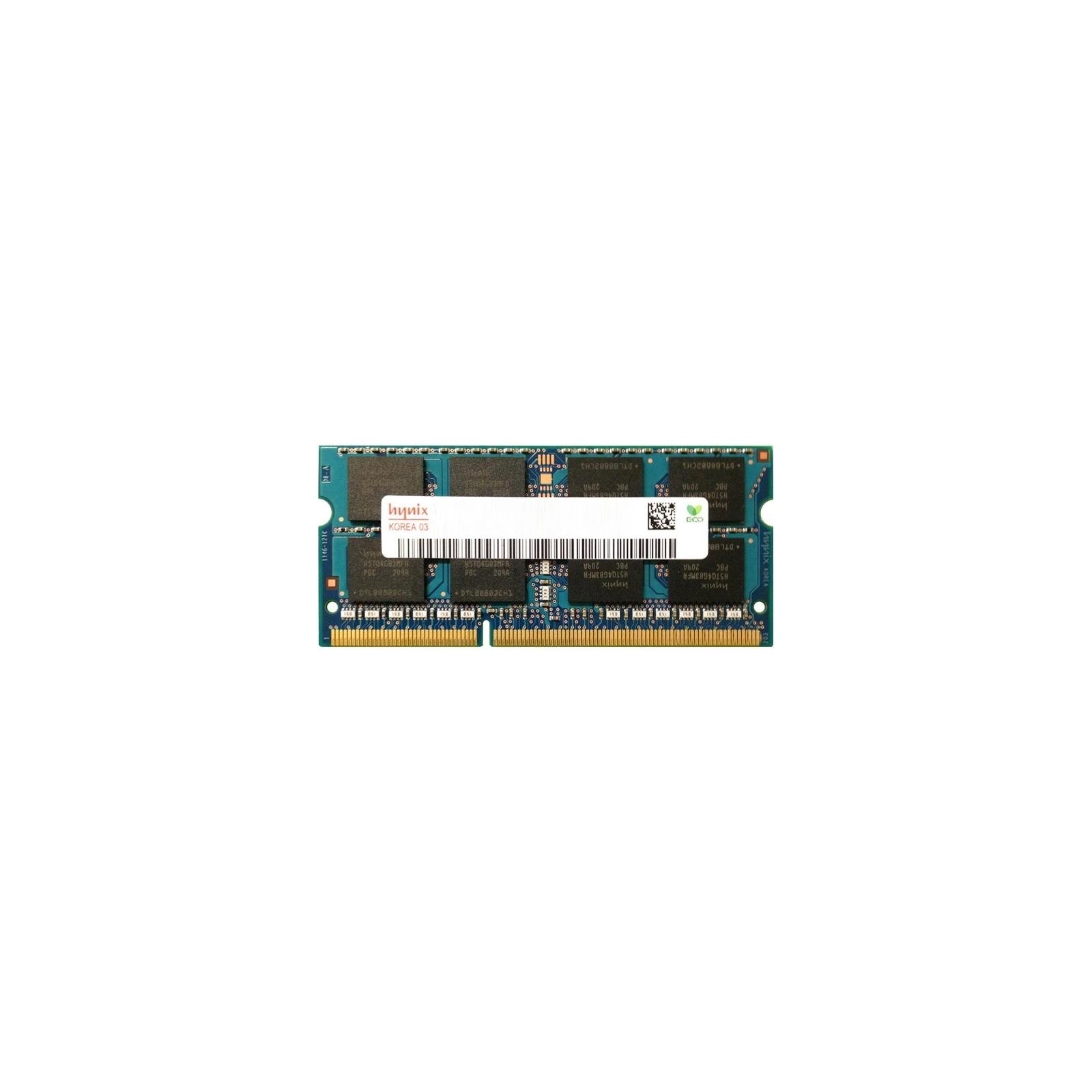 Модуль памяти для ноутбука SoDIMM DDR3 2GB 1600 MHz Hynix (HMT425S6AFR6A-PBNA)