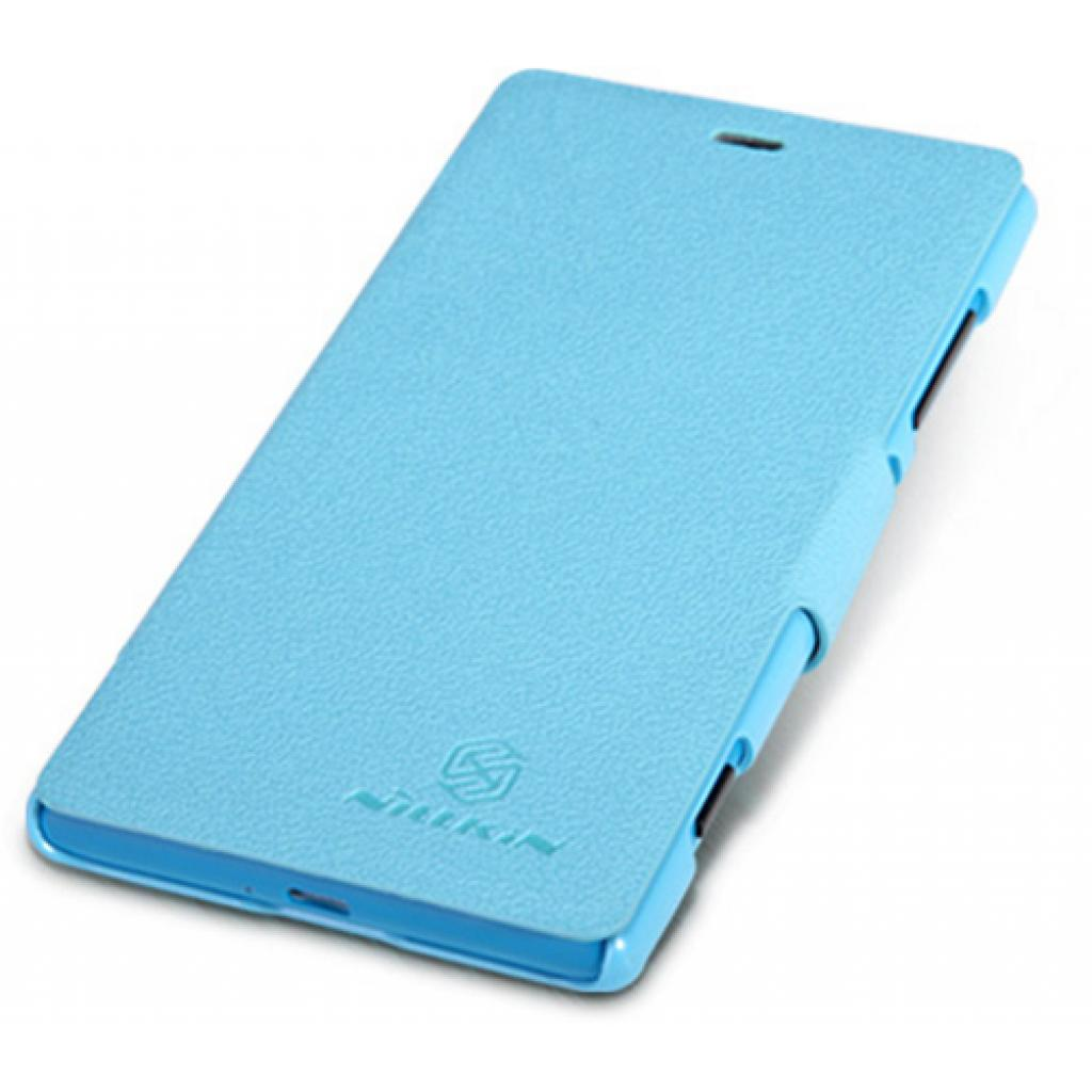 Чехол для моб. телефона NILLKIN для Nokia 720 /Fresh/ Leather (6065694) изображение 2