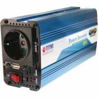 Адаптер автомобильный 12V/220V TITAN HW-300V6 (HW-300 V6)