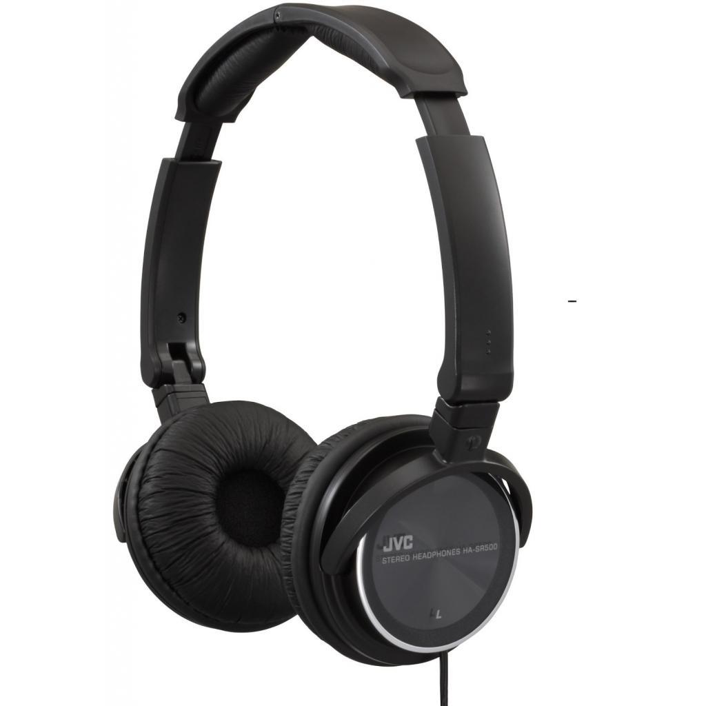 Наушники JVC HA-SR500 Black (HA-SR500-B-E)