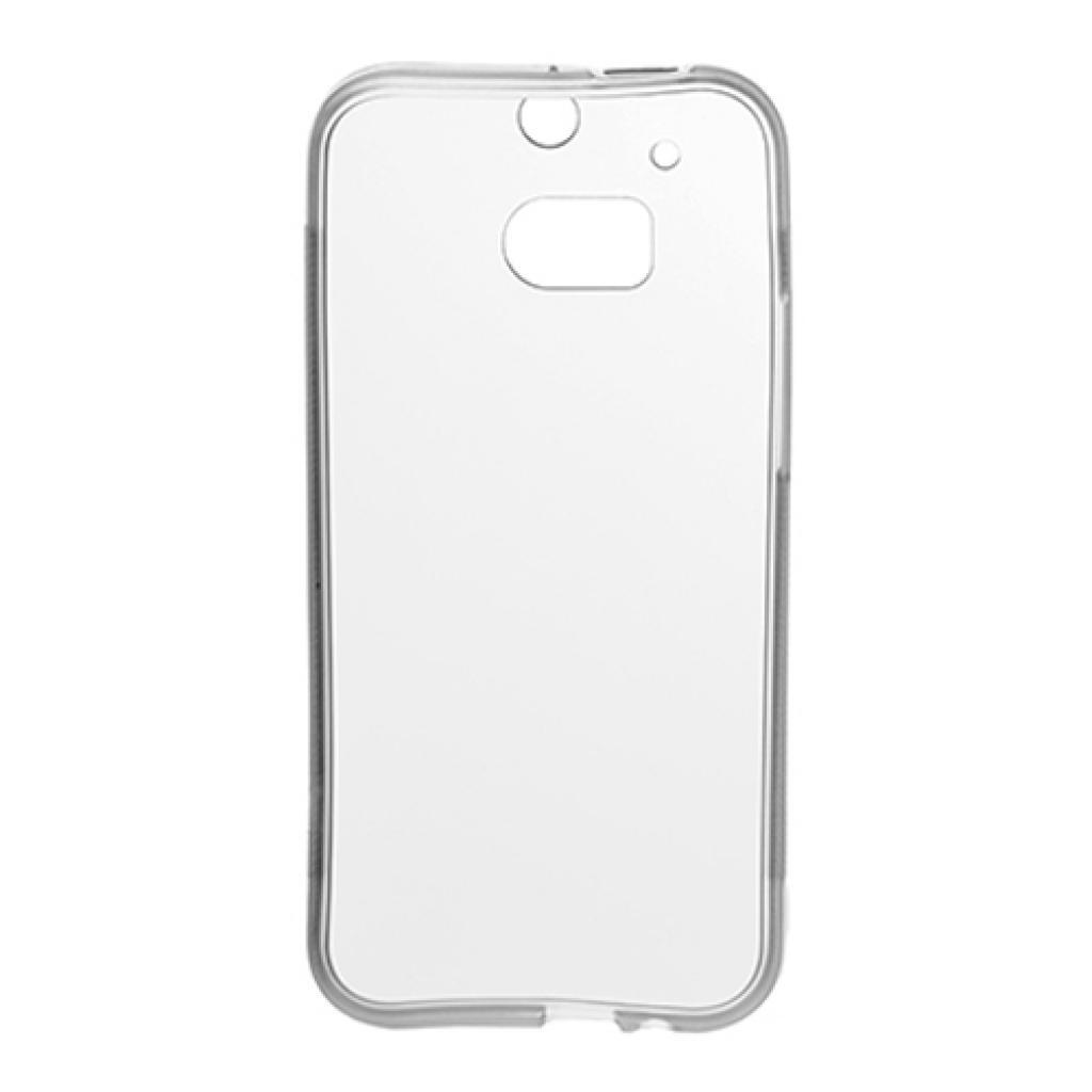 Чехол для моб. телефона для HTC One M8 (White Clear) Elastic PU Drobak (218890) изображение 2