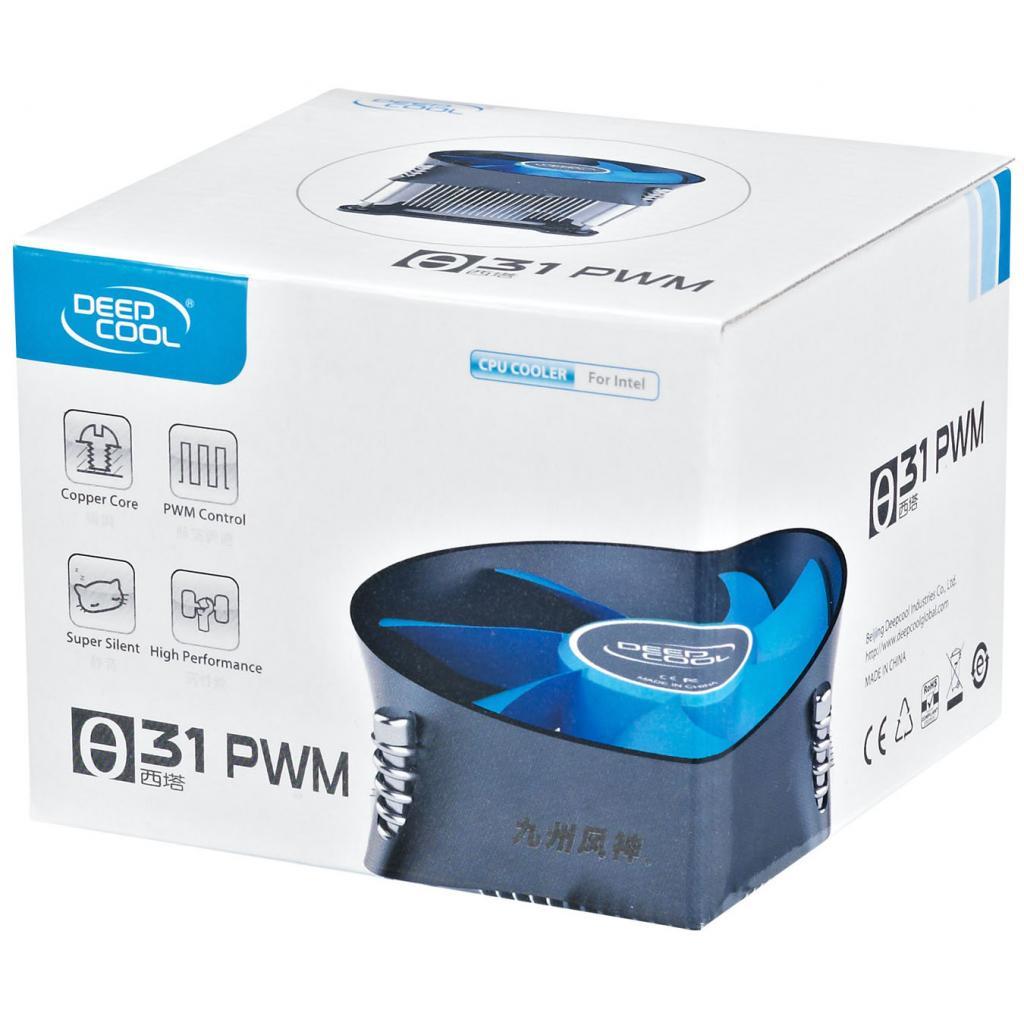 Кулер для процессора Deepcool THETA 31 PWM изображение 4
