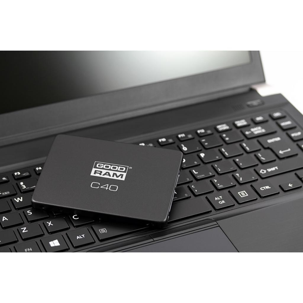 """Накопитель SSD 2.5"""" 120GB GOODRAM (SSDPR-C40-120) изображение 5"""