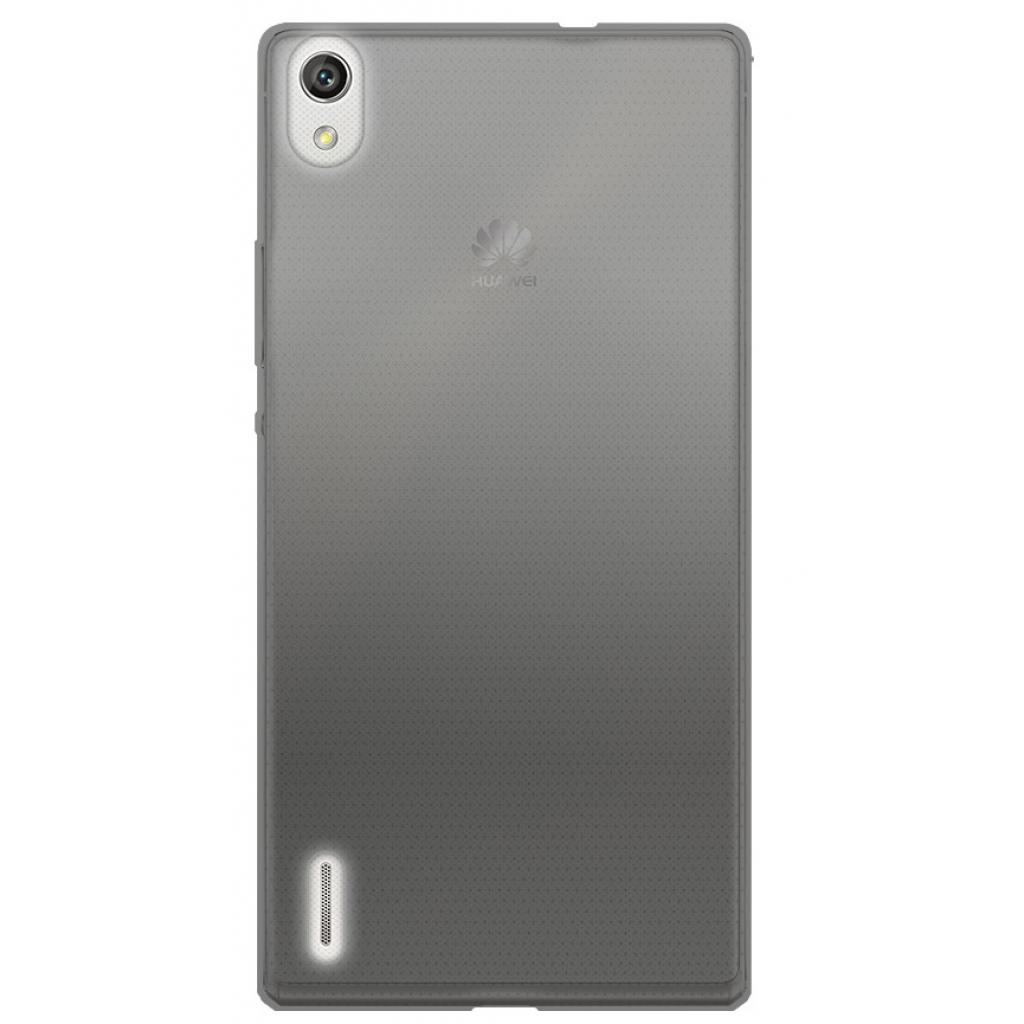 Чехол для моб. телефона GLOBAL для Huawei Ascend P7 (темный) (1283126460906)