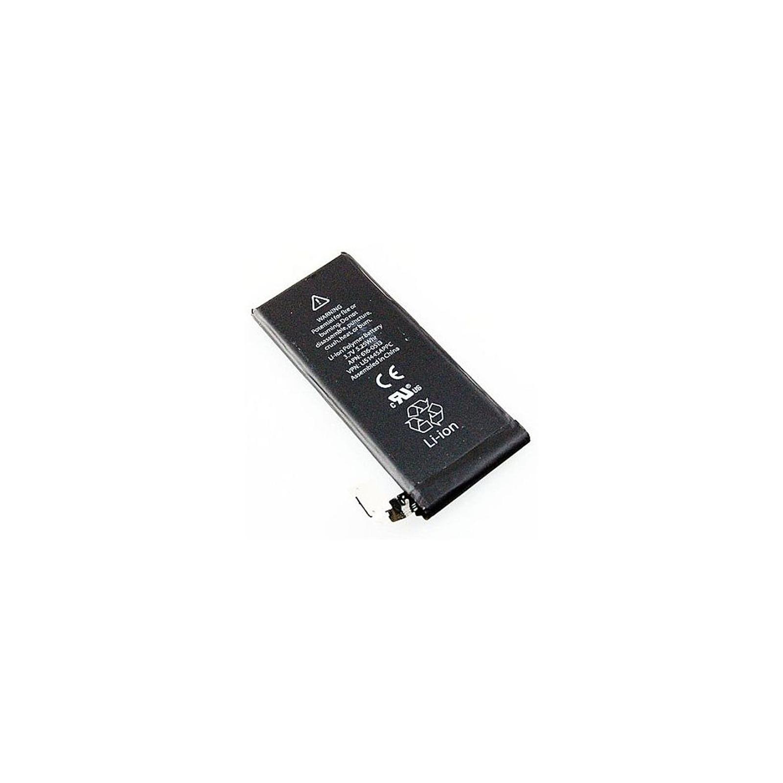 Аккумуляторная батарея PowerPlant Apple iPhone 4 (DV00DV6195)