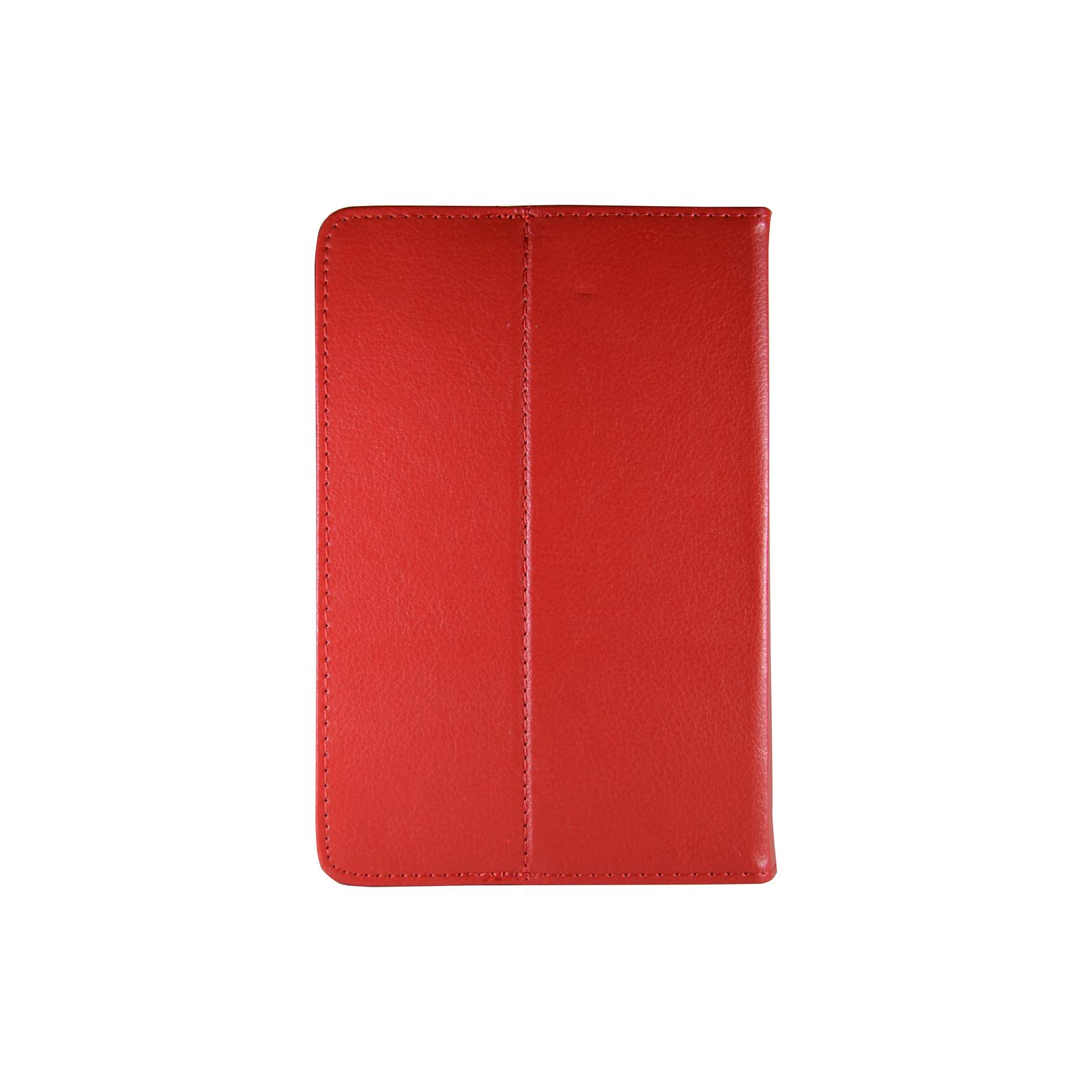 """Чехол для планшета Pro-case 7"""" универсальный case fits up red (UNS-011 r) изображение 2"""