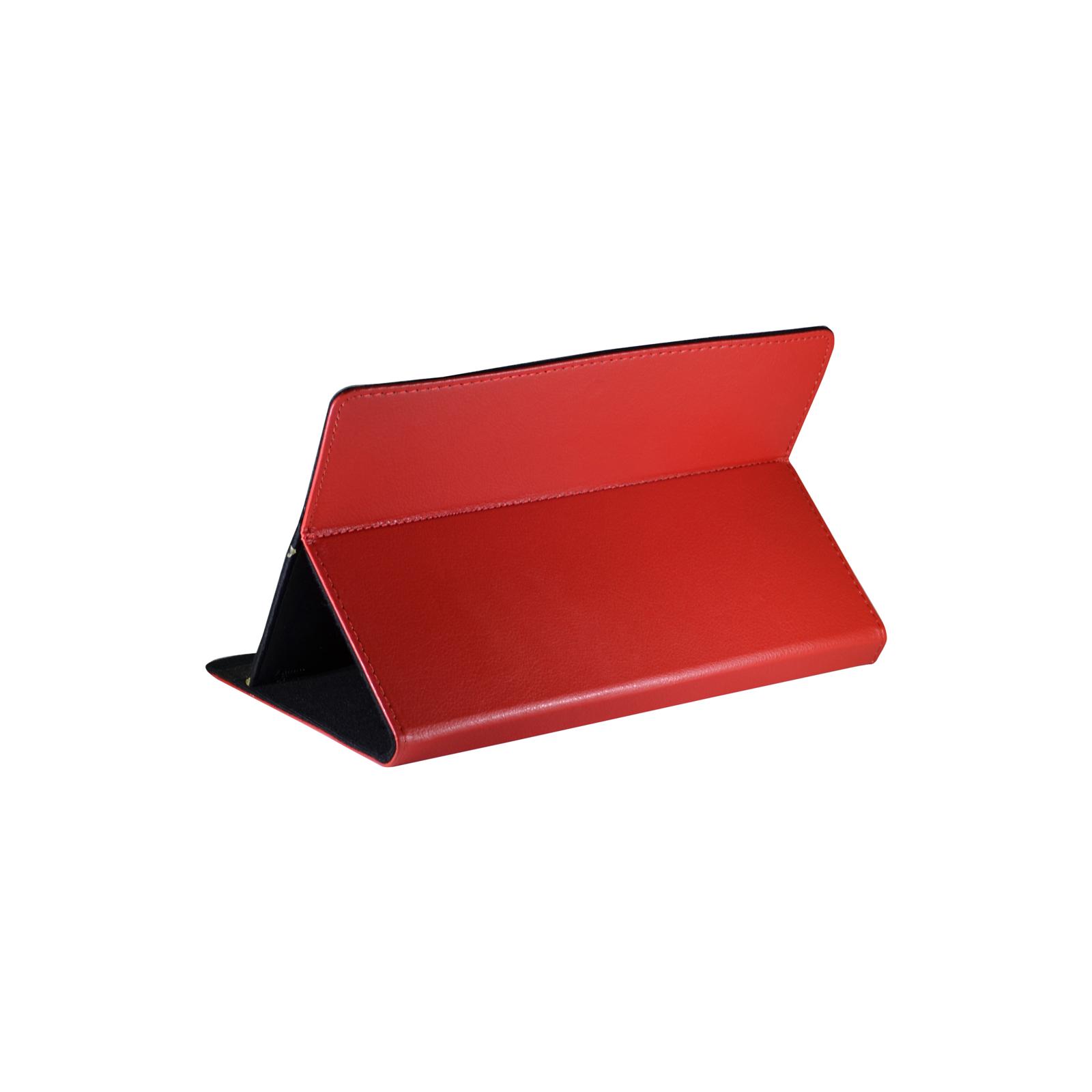 """Чехол для планшета Pro-case 7"""" универсальный case fits up red (UNS-011 r) изображение 4"""