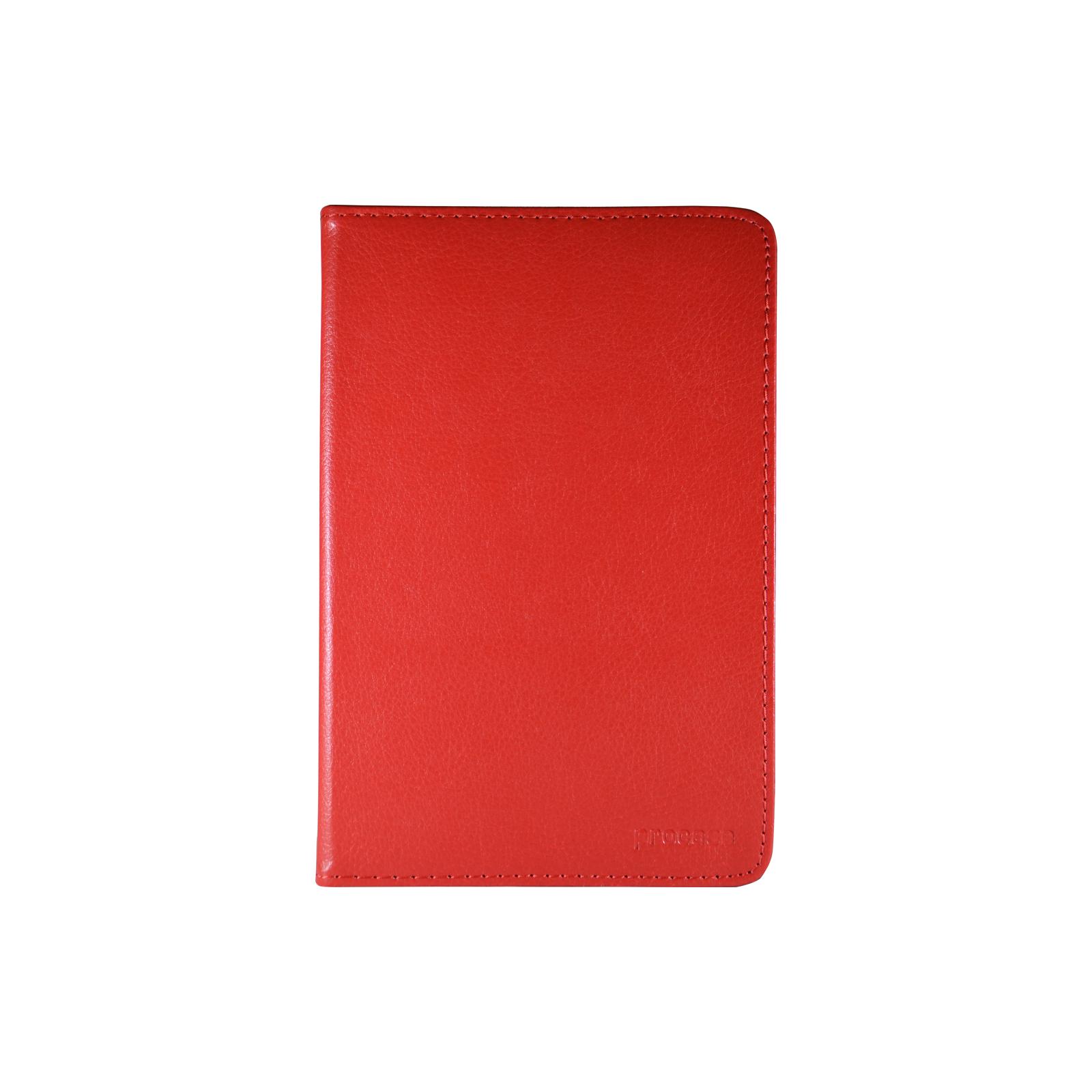 """Чехол для планшета Pro-case 7"""" универсальный case fits up red (UNS-011 r)"""