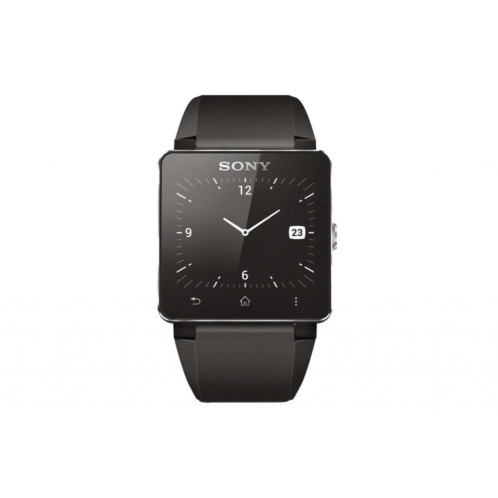 Смарт-часы SONY SmartWatch 2 Black изображение 2