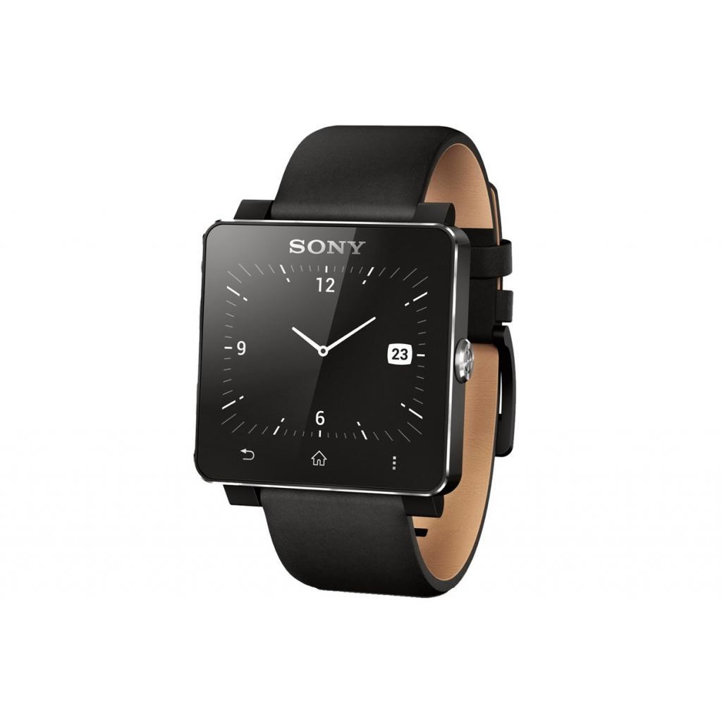 Смарт-часы SONY SmartWatch 2 Black изображение 7