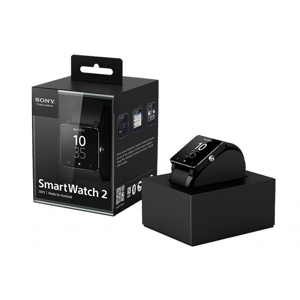 Смарт-часы SONY SmartWatch 2 Black