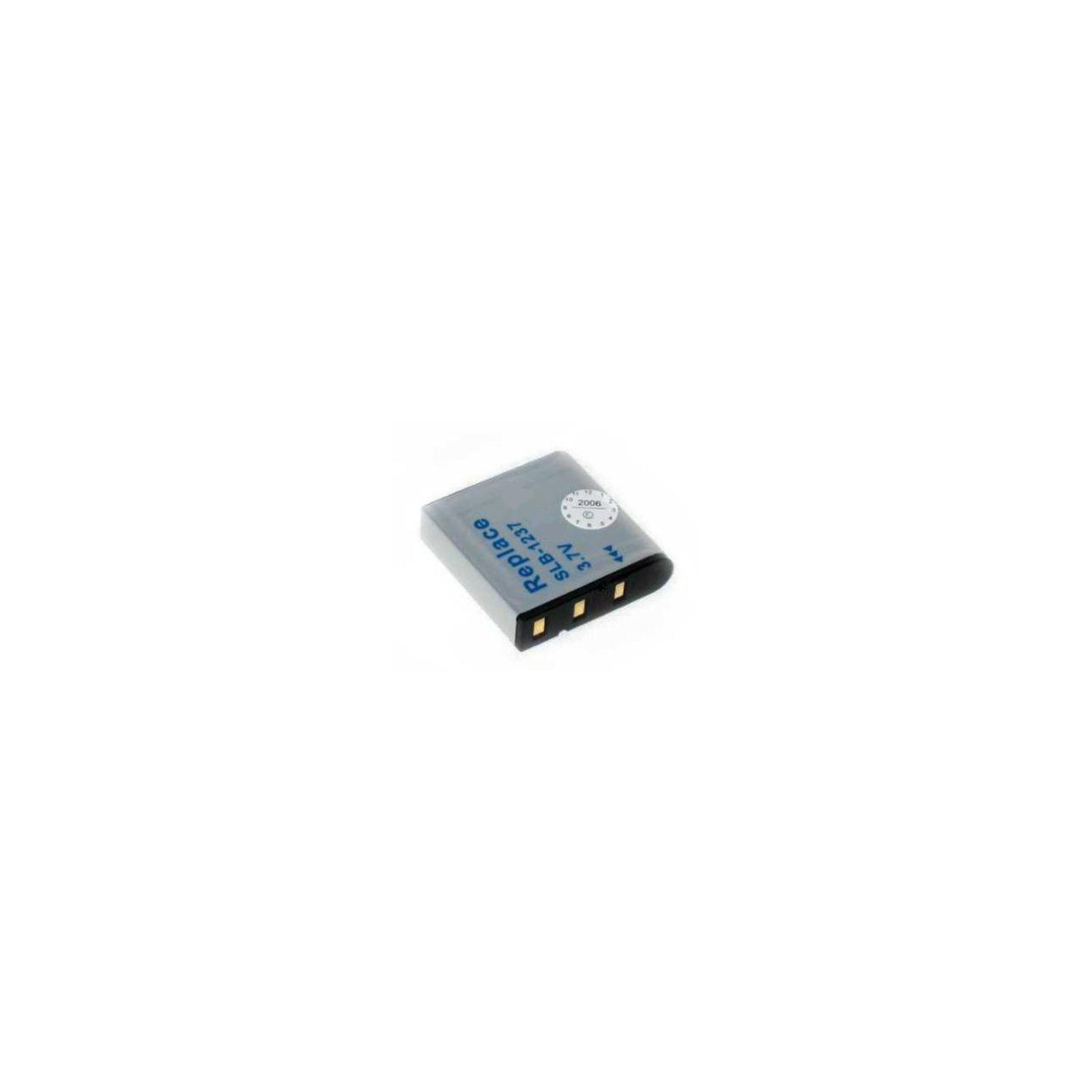 Аккумулятор к фото/видео PowerPlant Samsung SB-L1237 (DV00DV1104)